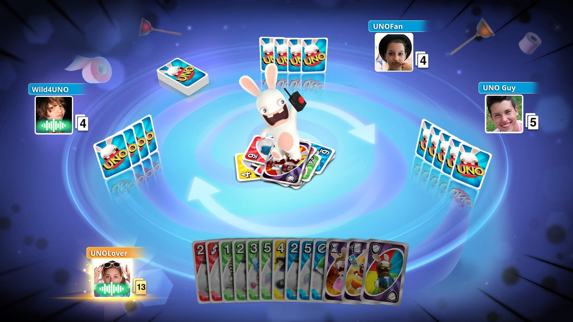 UNO (PC) - Steam Gift - GLOBAL - 1