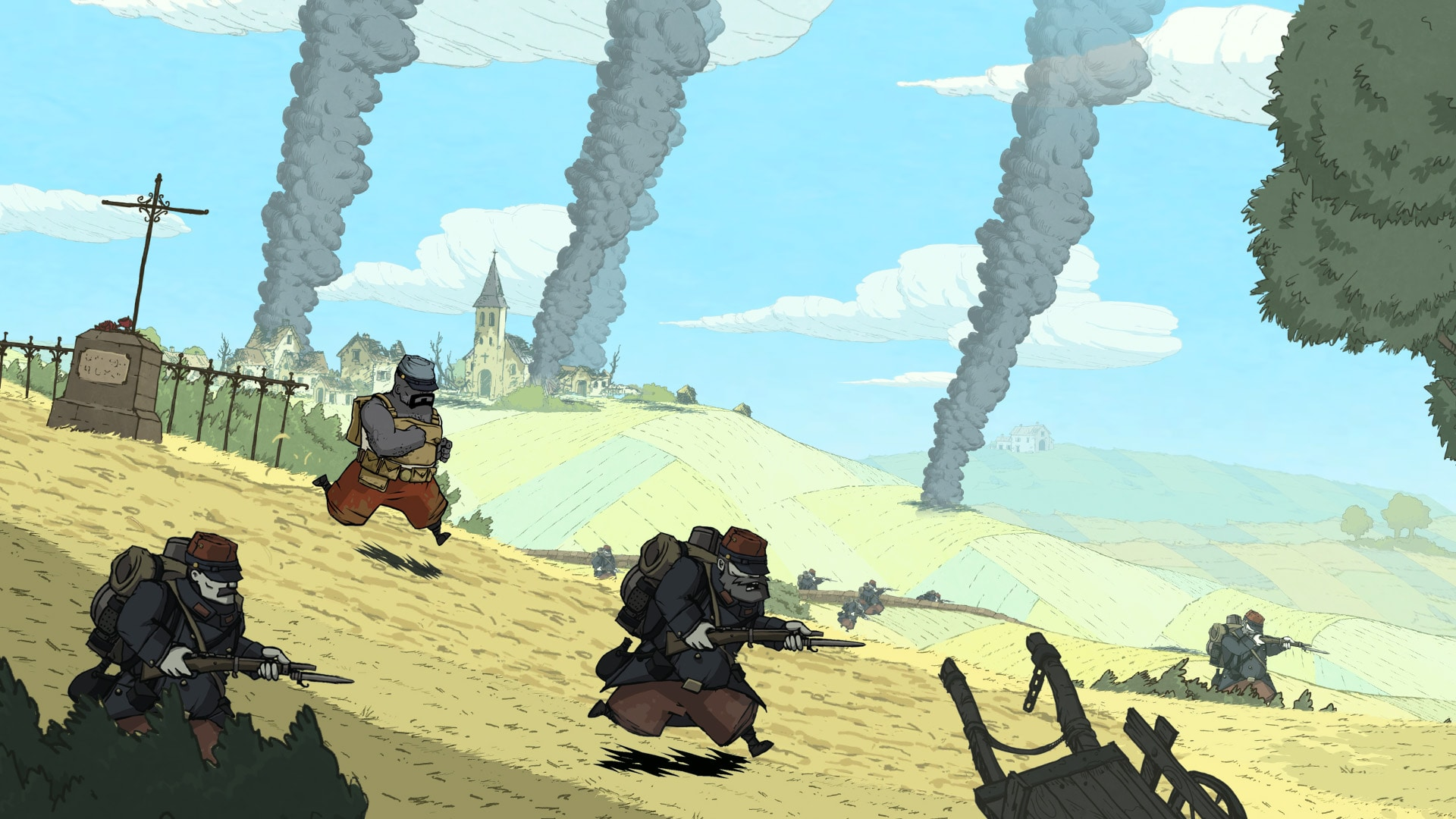 Valiant Hearts: The Great War Ubisoft Connect Key GLOBAL - 2