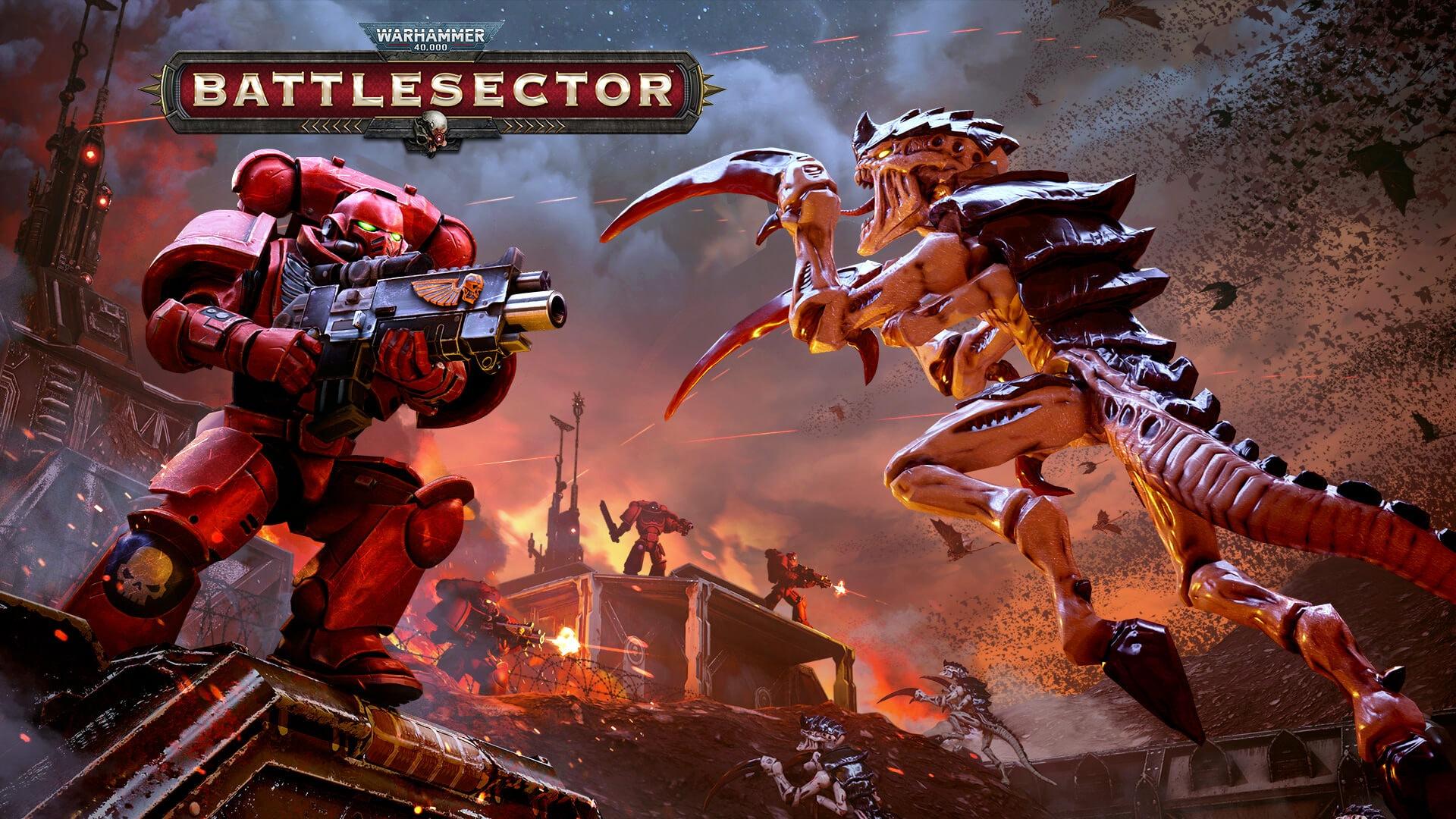 Warhammer 40,000: Battlesector (PC) - Steam Key - GLOBAL - 2