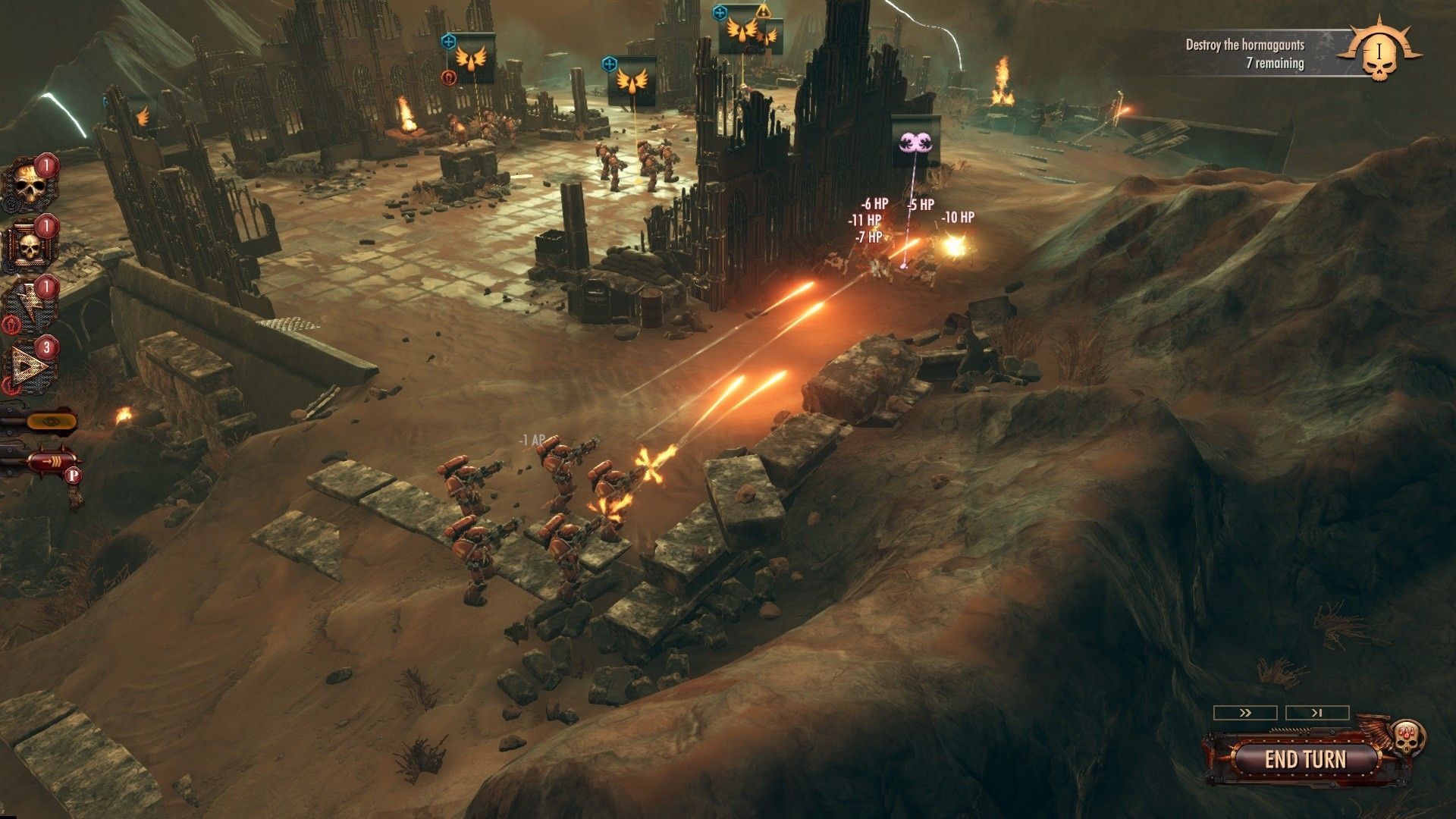 Warhammer 40,000: Battlesector (PC) - Steam Key - GLOBAL - 3