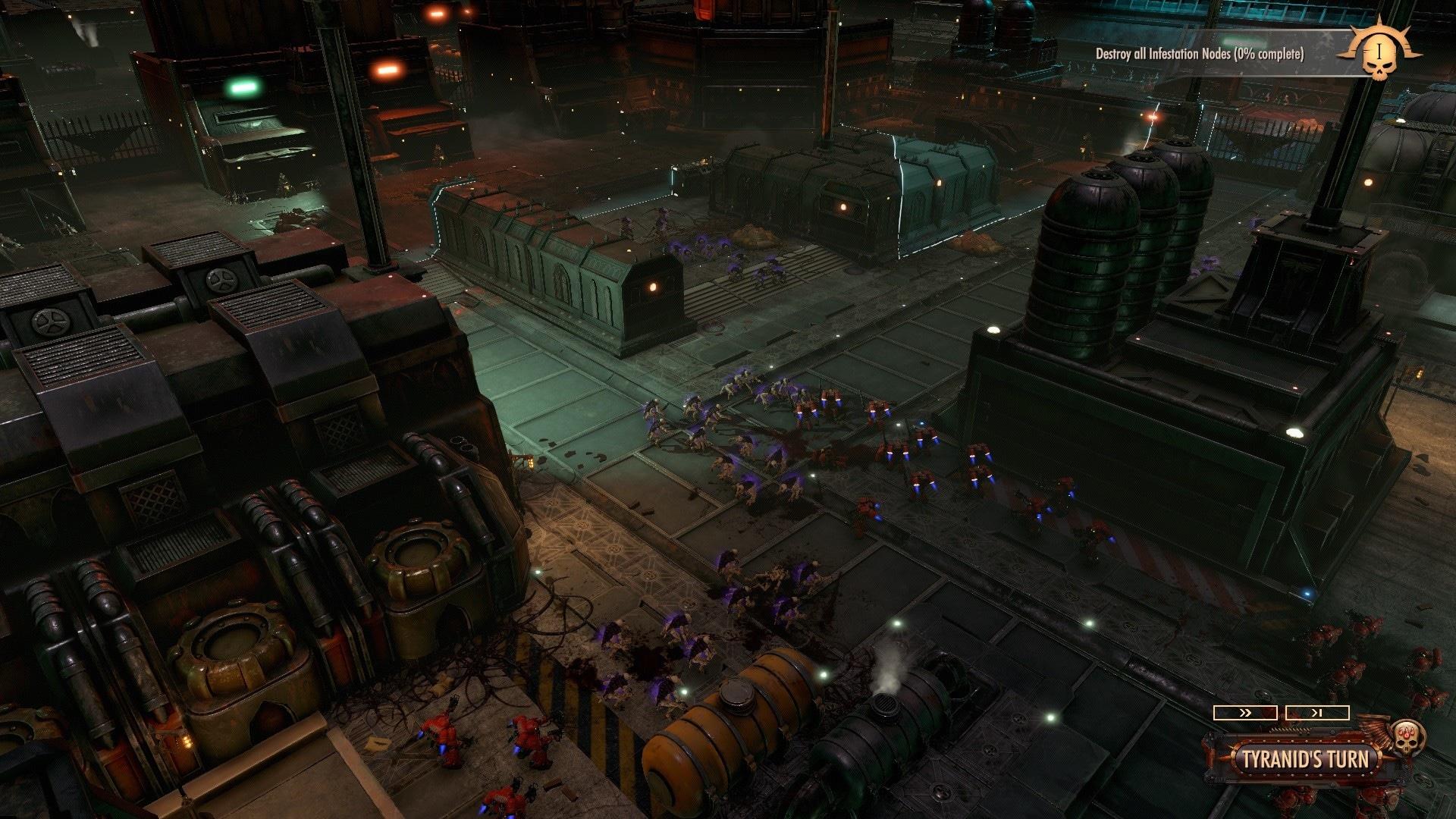 Warhammer 40,000: Battlesector (PC) - Steam Key - GLOBAL - 4