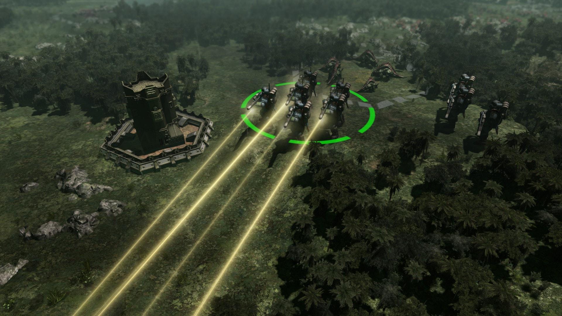 Warhammer 40,000: Gladius - Reinforcement Pack Steam Key GLOBAL - 3