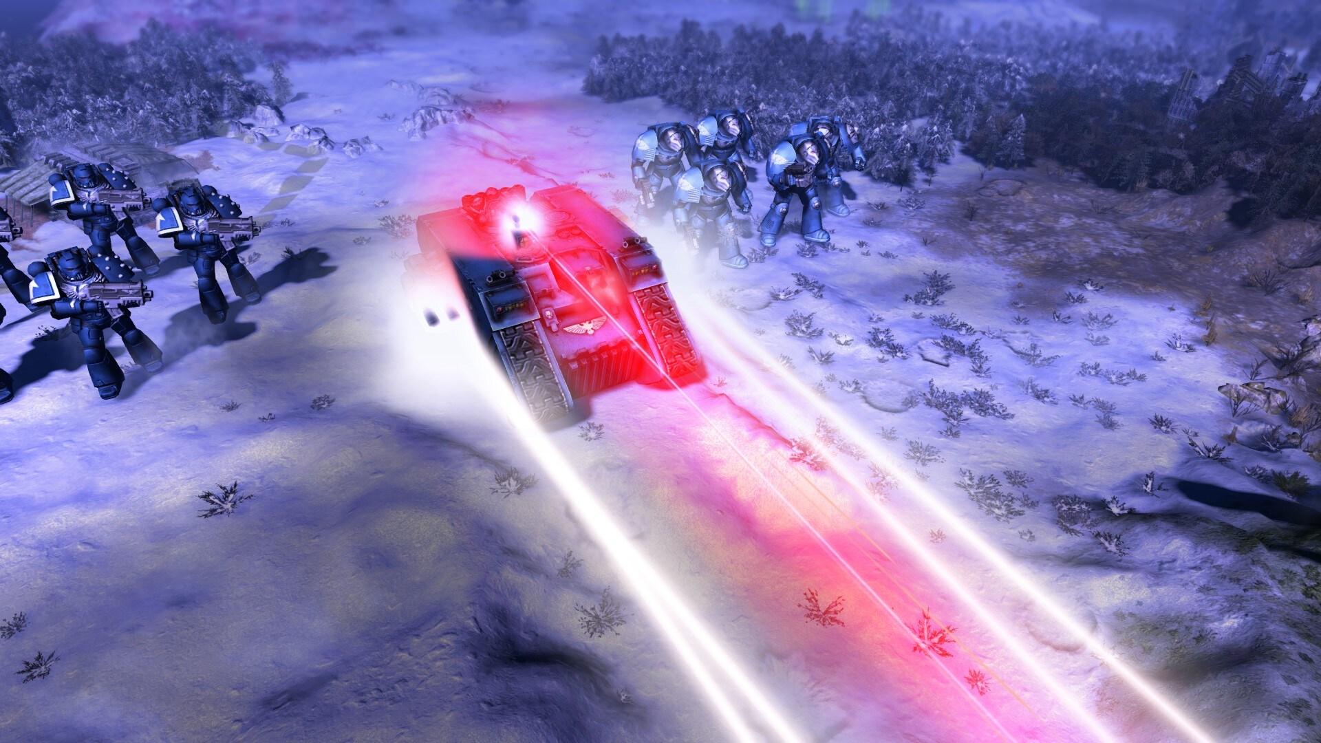 Warhammer 40,000: Gladius - Reinforcement Pack Steam Key GLOBAL - 2
