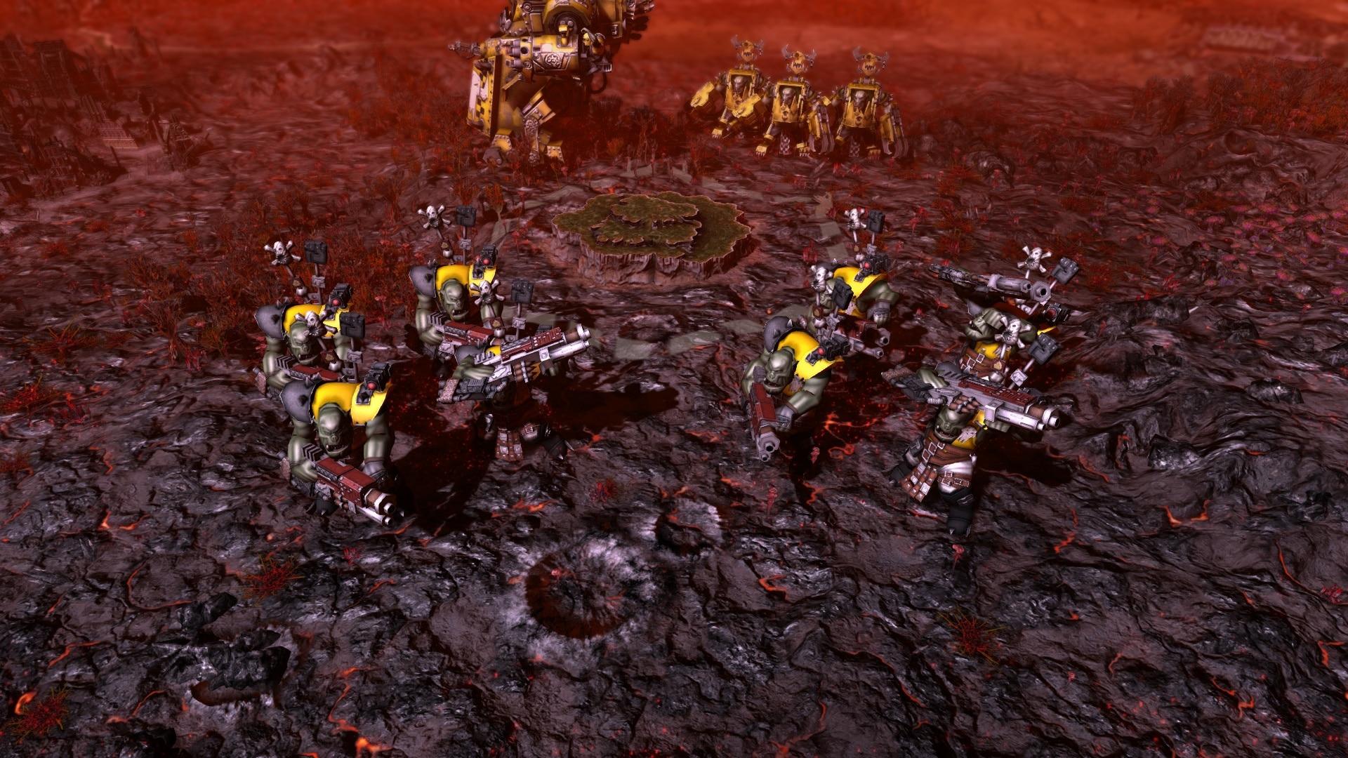 Warhammer 40,000: Gladius - Reinforcement Pack Steam Key GLOBAL - 4