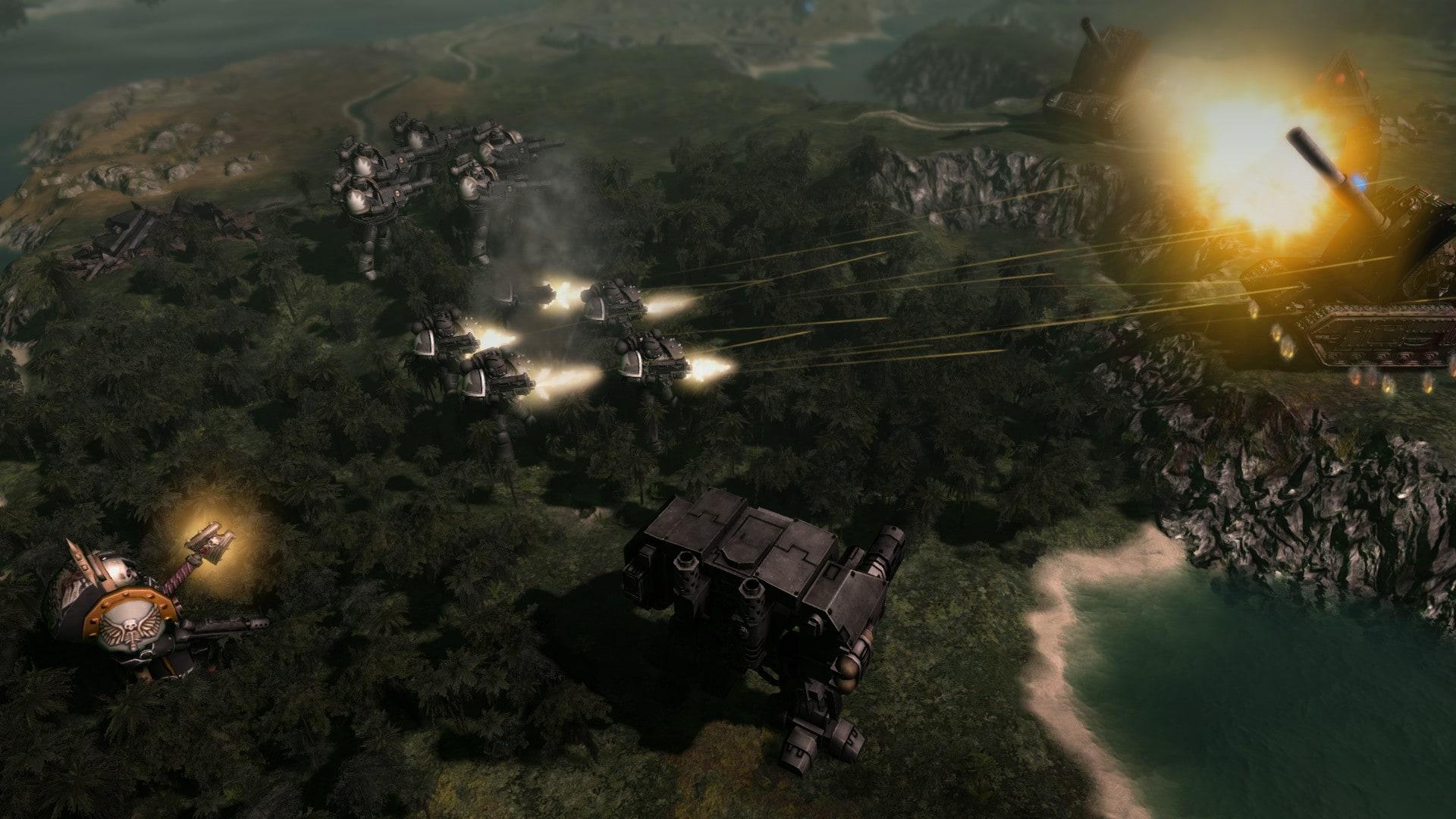 Warhammer 40,000: Gladius - Relics of War (PC) - Steam Key - GLOBAL - 3