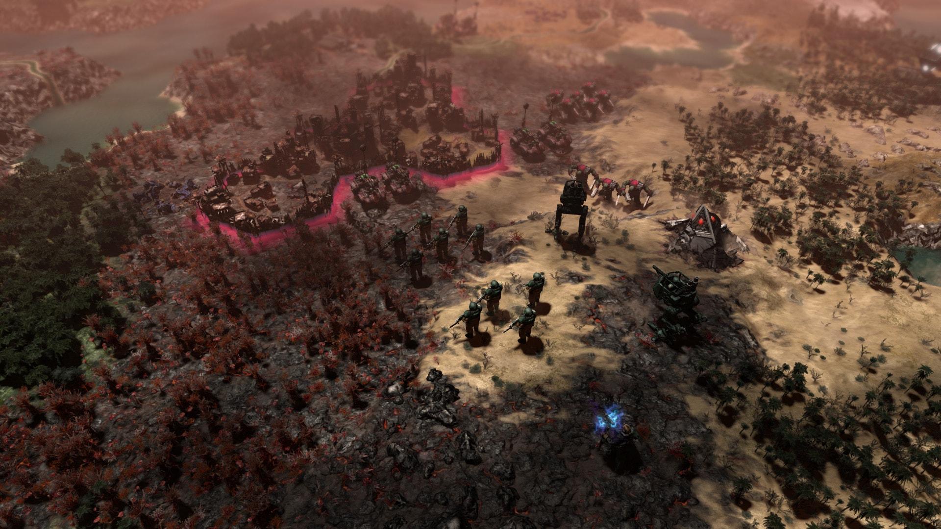 Warhammer 40,000: Gladius - Relics of War (PC) - Steam Key - GLOBAL - 2