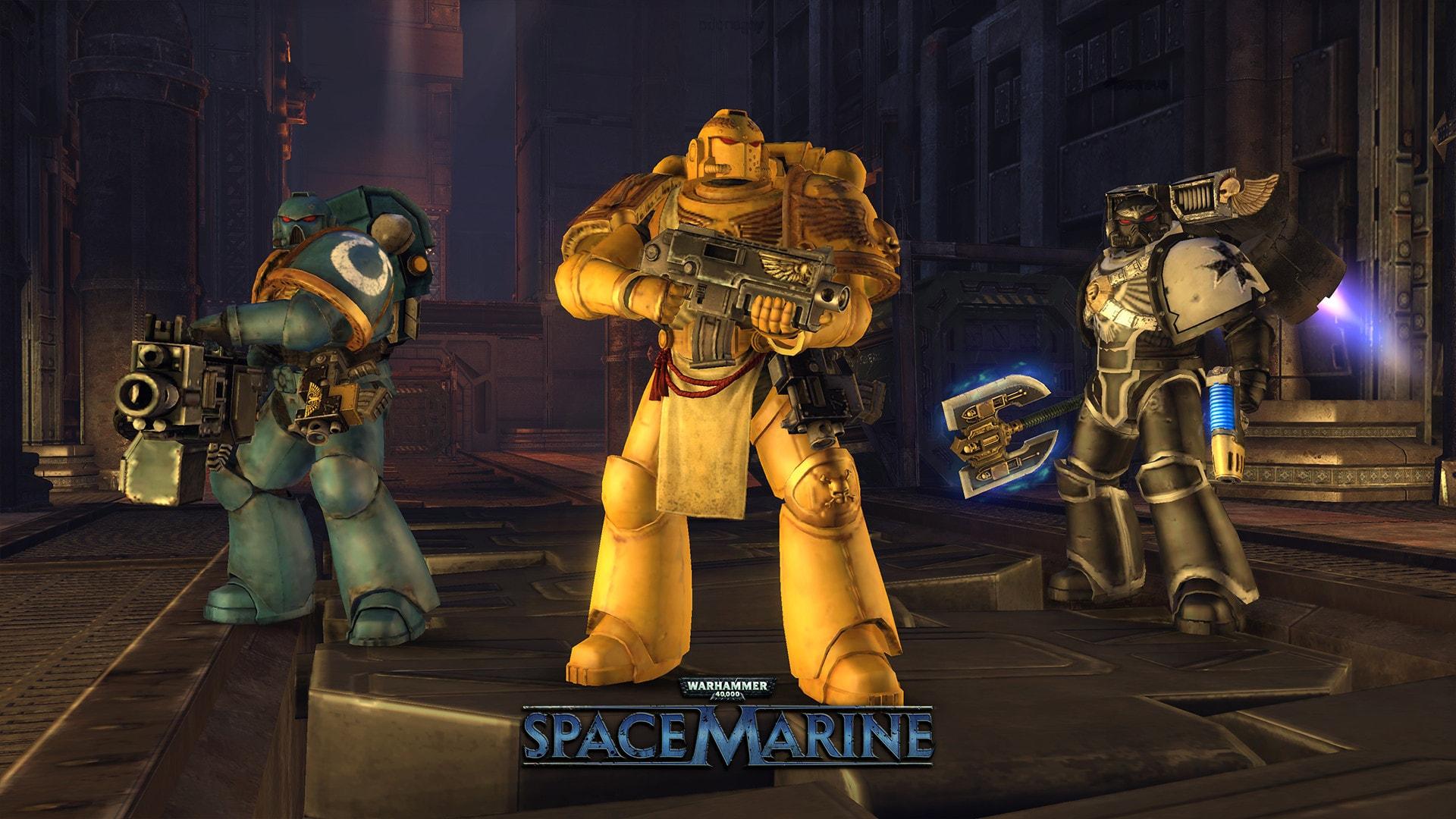 Warhammer 40,000: Space Marine Steam Key GLOBAL - 3