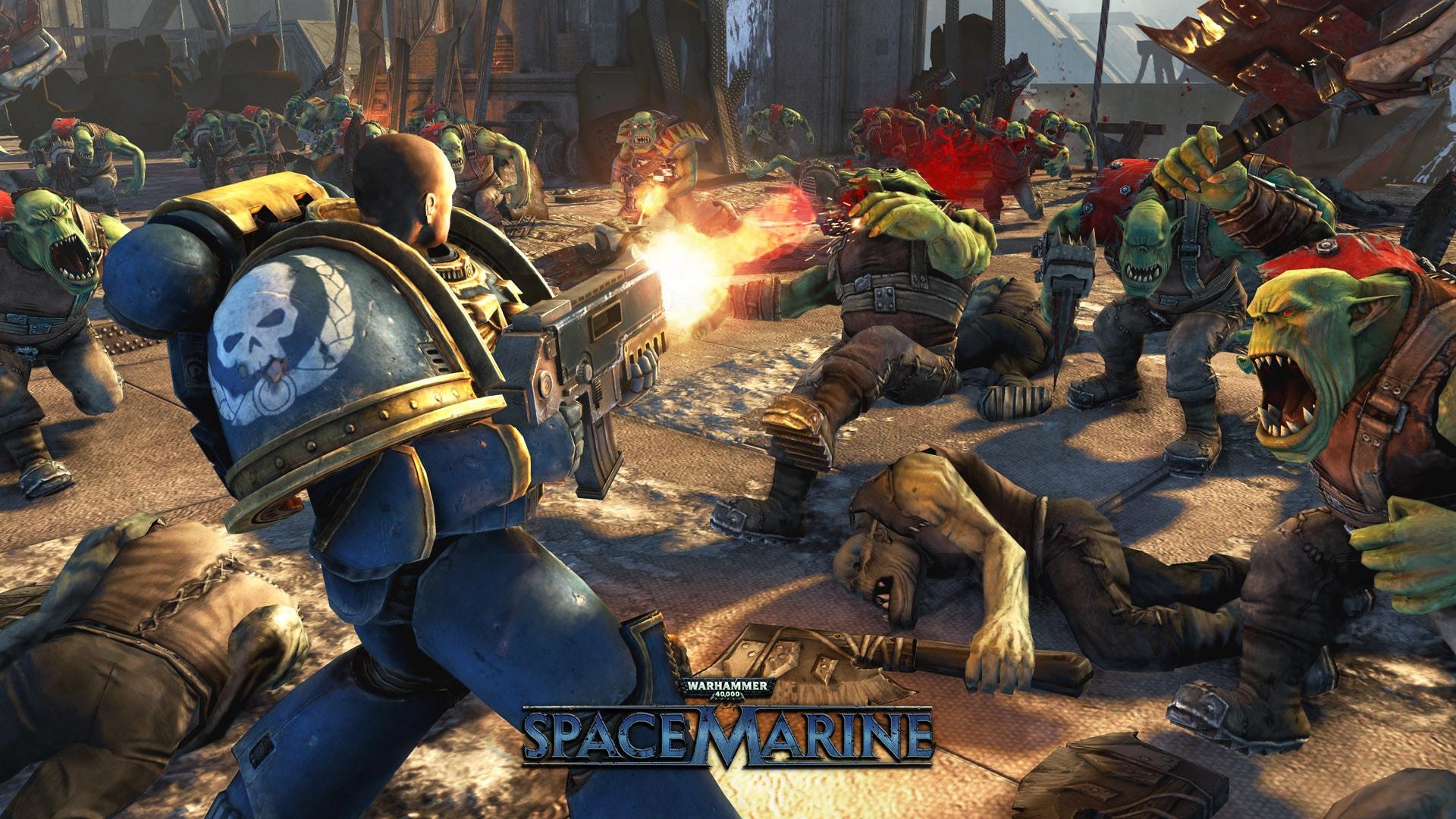 Warhammer 40,000: Space Marine Steam Key GLOBAL - 4
