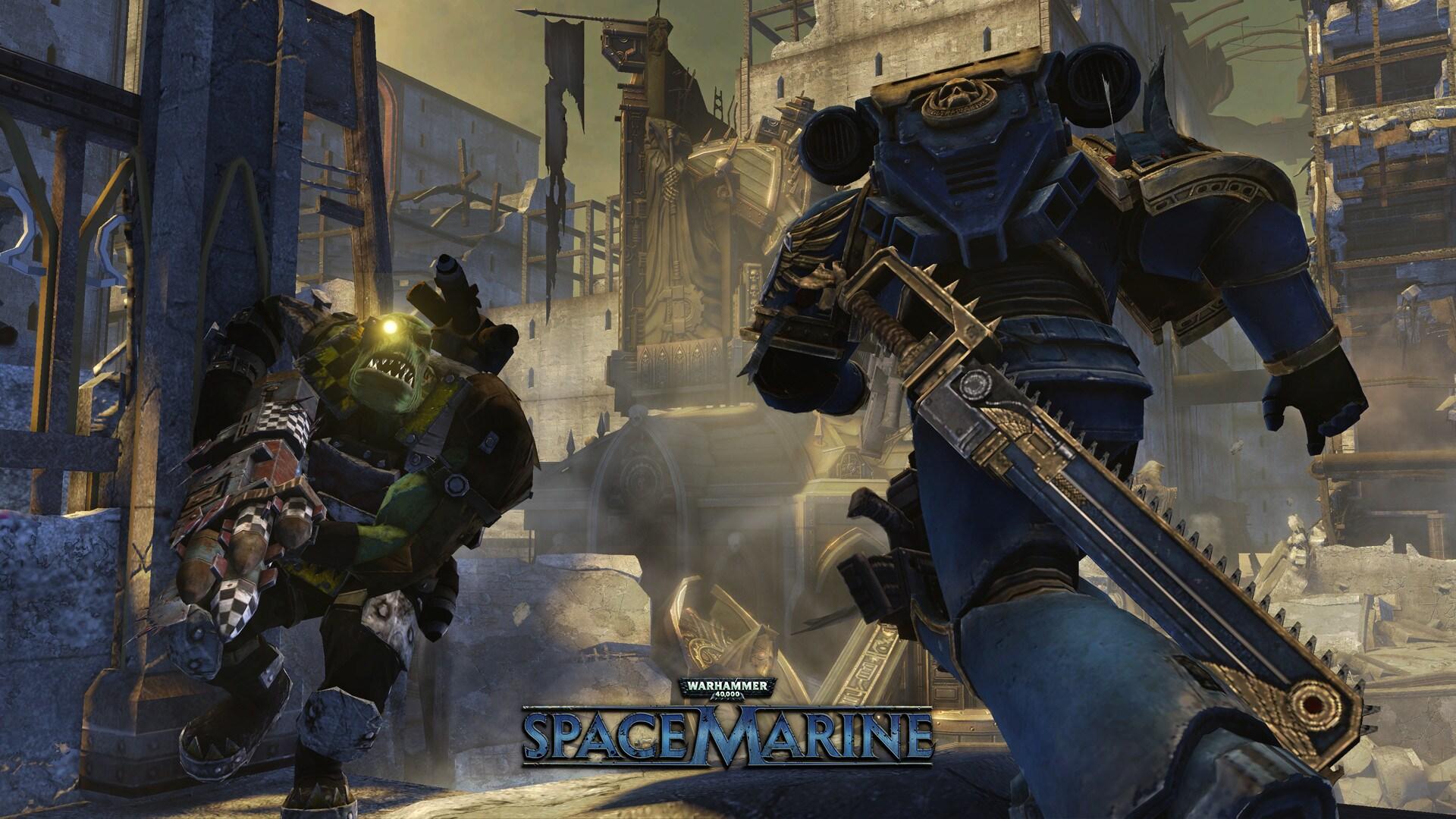 Warhammer 40,000: Space Marine Steam Key GLOBAL - 2