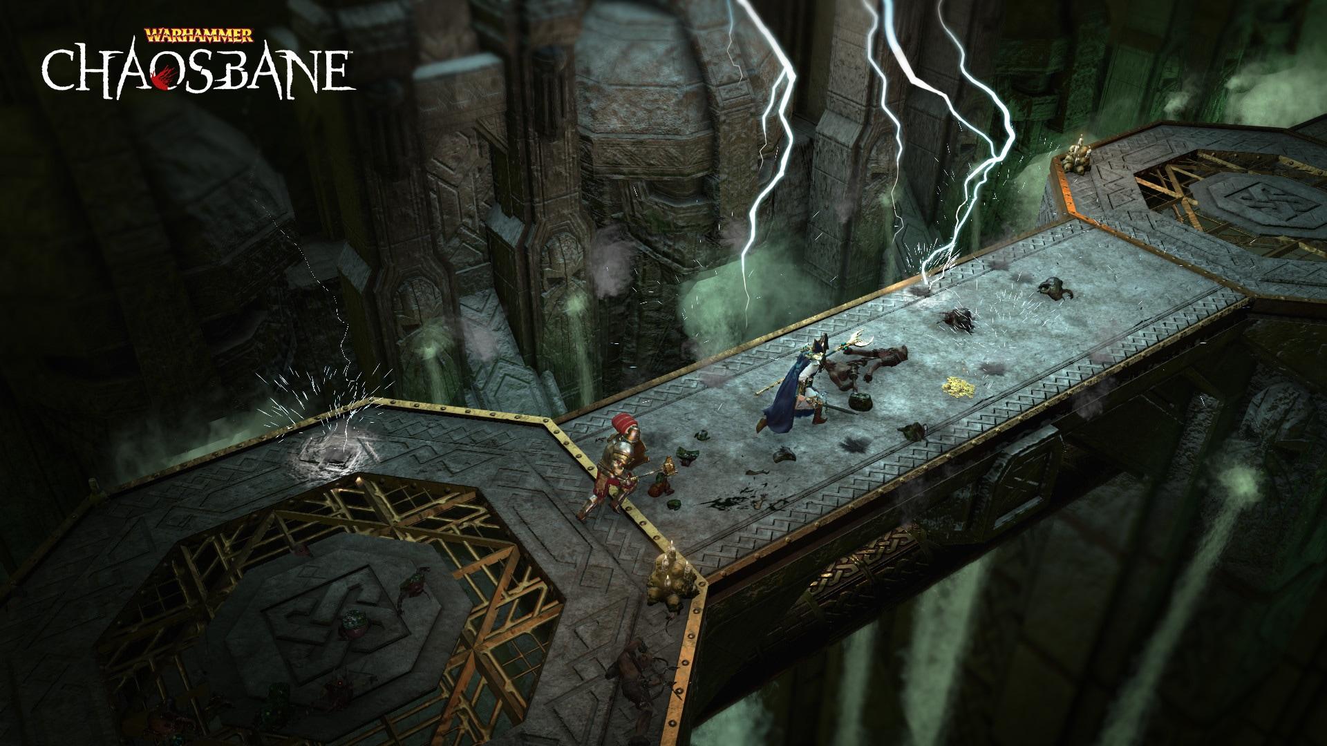 Warhammer: Chaosbane Magnus Edition Steam Key GLOBAL - 2