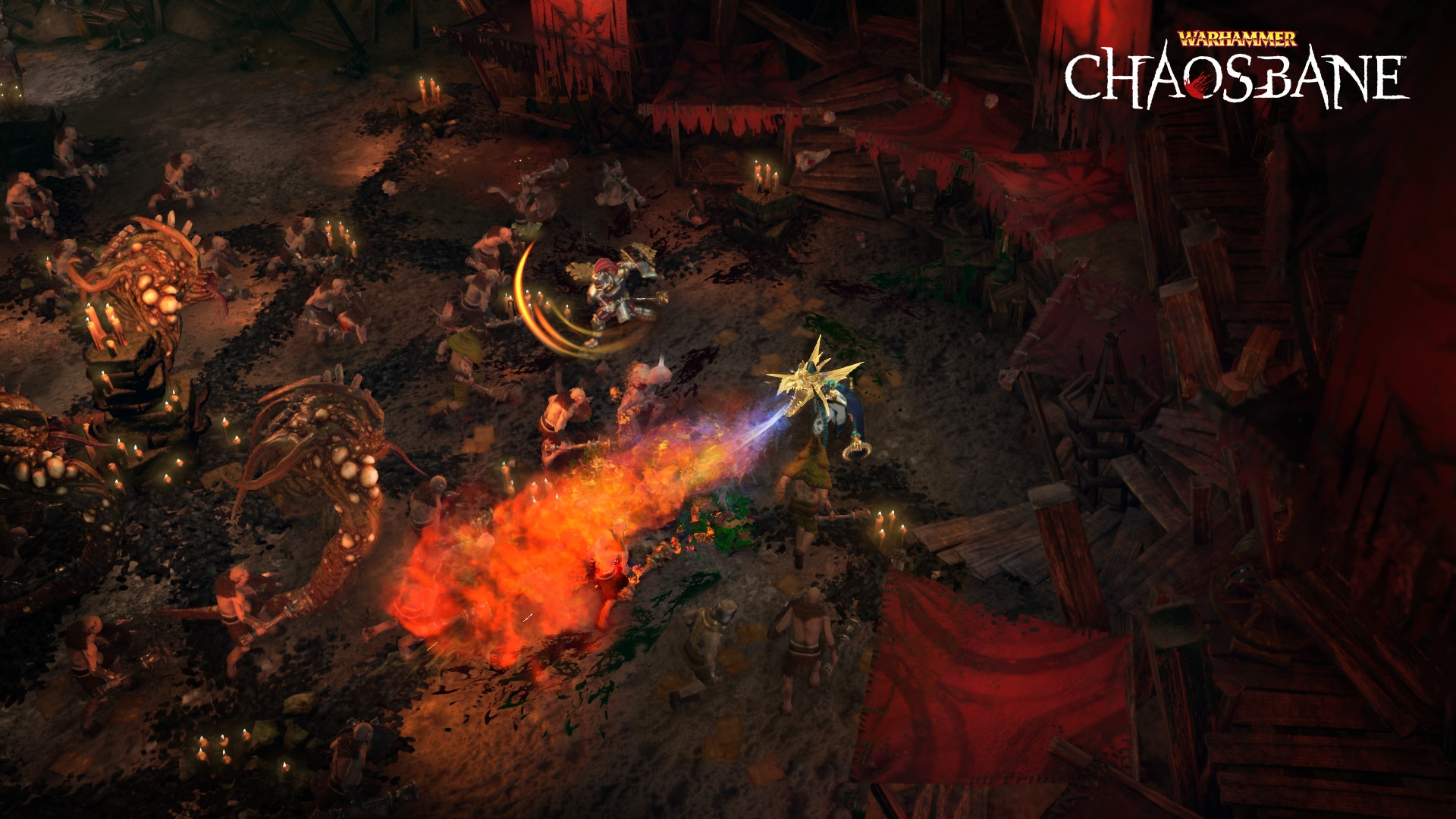Warhammer: Chaosbane Magnus Edition Steam Key GLOBAL - 3