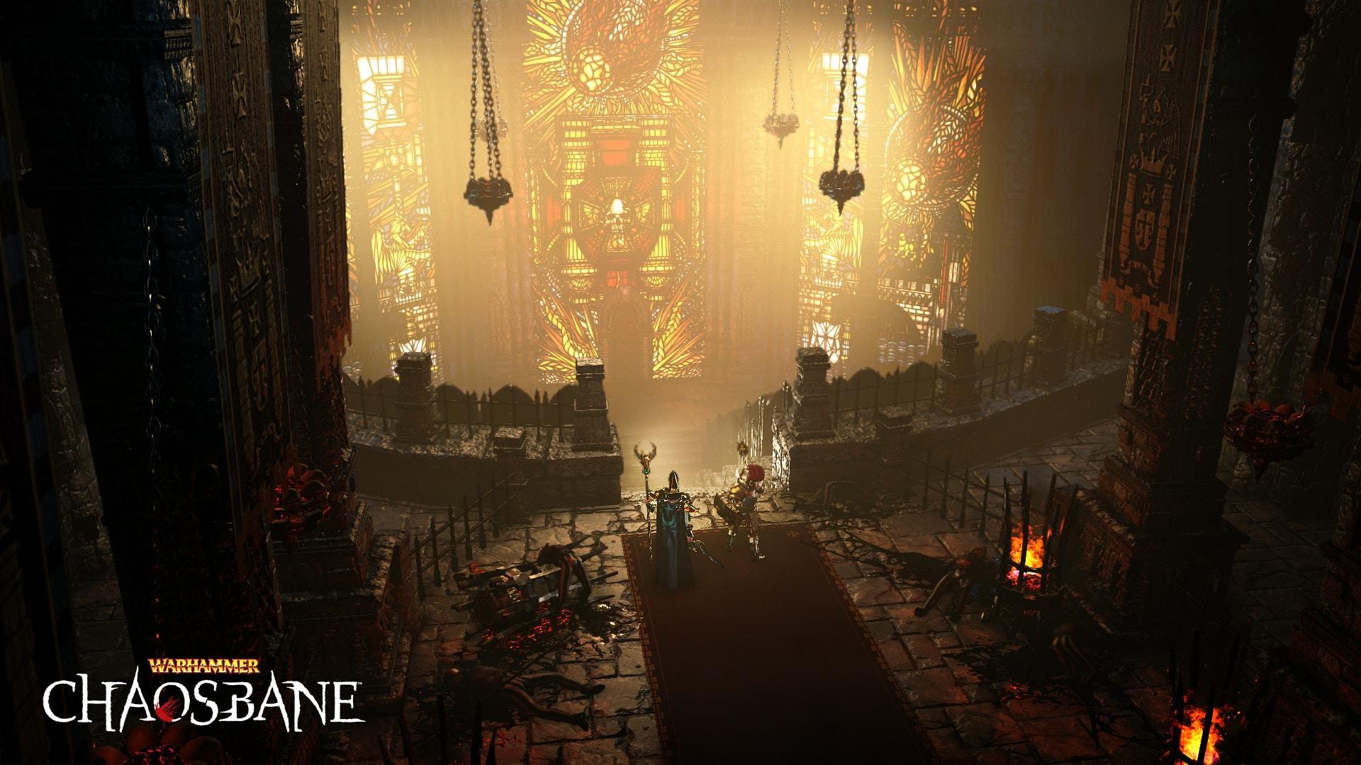 Warhammer: Chaosbane Magnus Edition Steam Key GLOBAL - 1