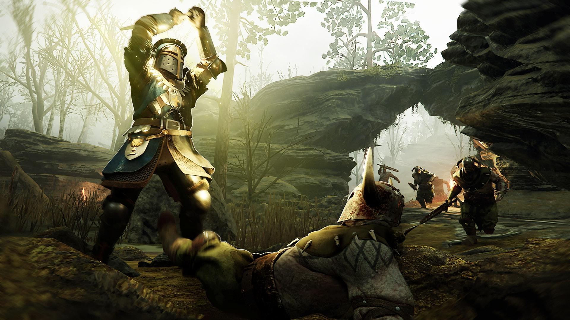 Warhammer: Vermintide 2 - Grail Knight Career (PC) - Steam Gift - EUROPE - 2