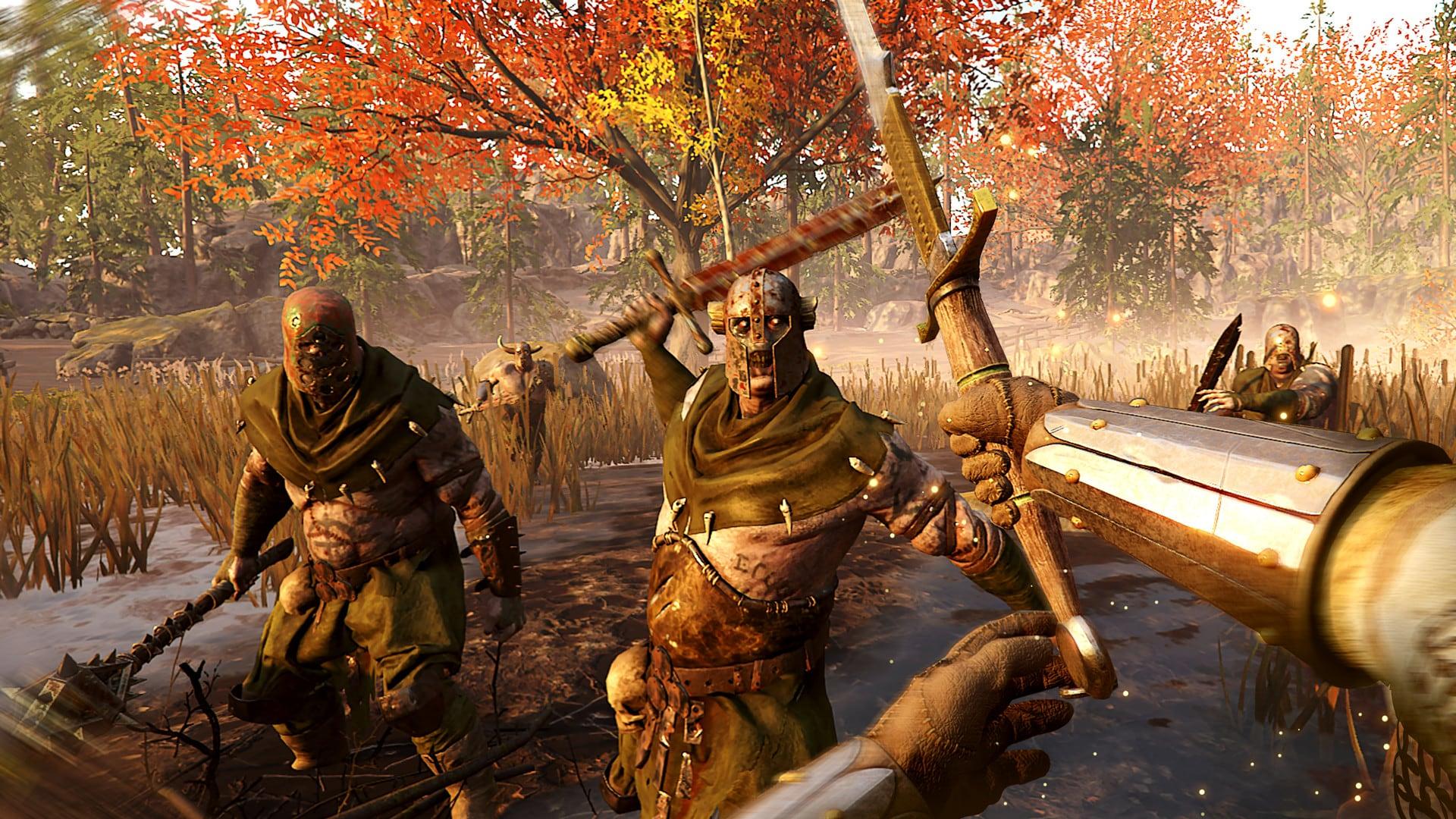 Warhammer: Vermintide 2 - Grail Knight Career (PC) - Steam Gift - GLOBAL - 3