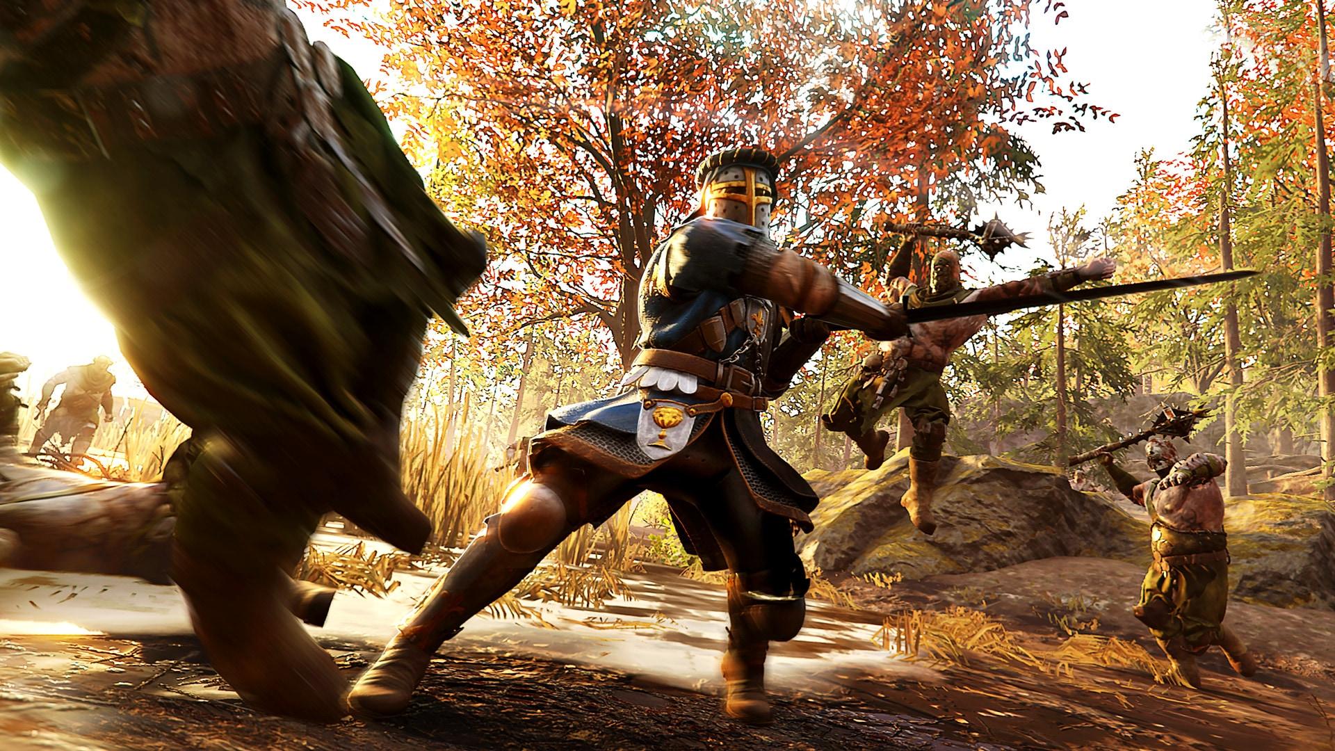 Warhammer: Vermintide 2 - Grail Knight Career (PC) - Steam Gift - GLOBAL - 4