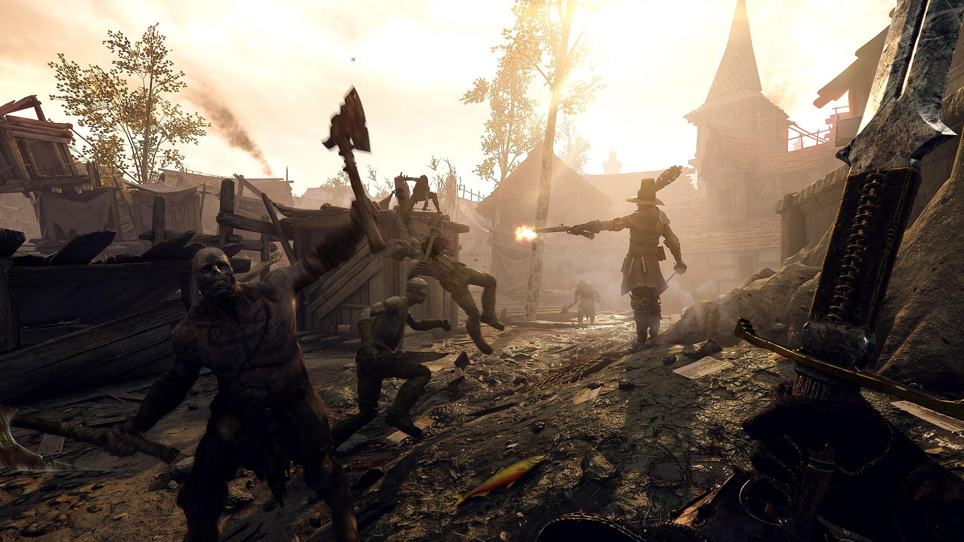Warhammer: Vermintide 2 - Shadows Over Bögenhafen (PC) - Steam Key - GLOBAL - 3