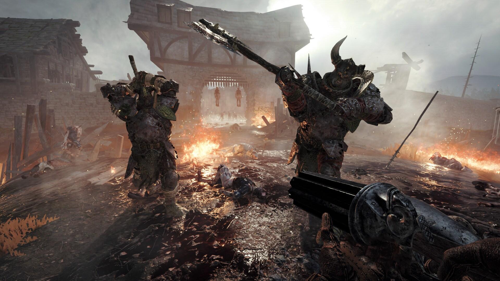 Warhammer: Vermintide 2 Steam Key GLOBAL - 4