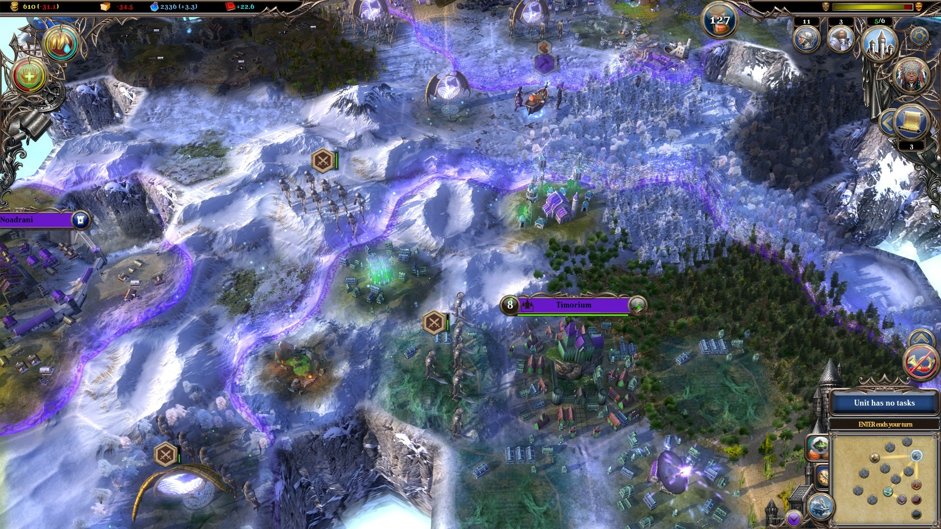 Warlock 2: the Exiled Steam Key GLOBAL - 2