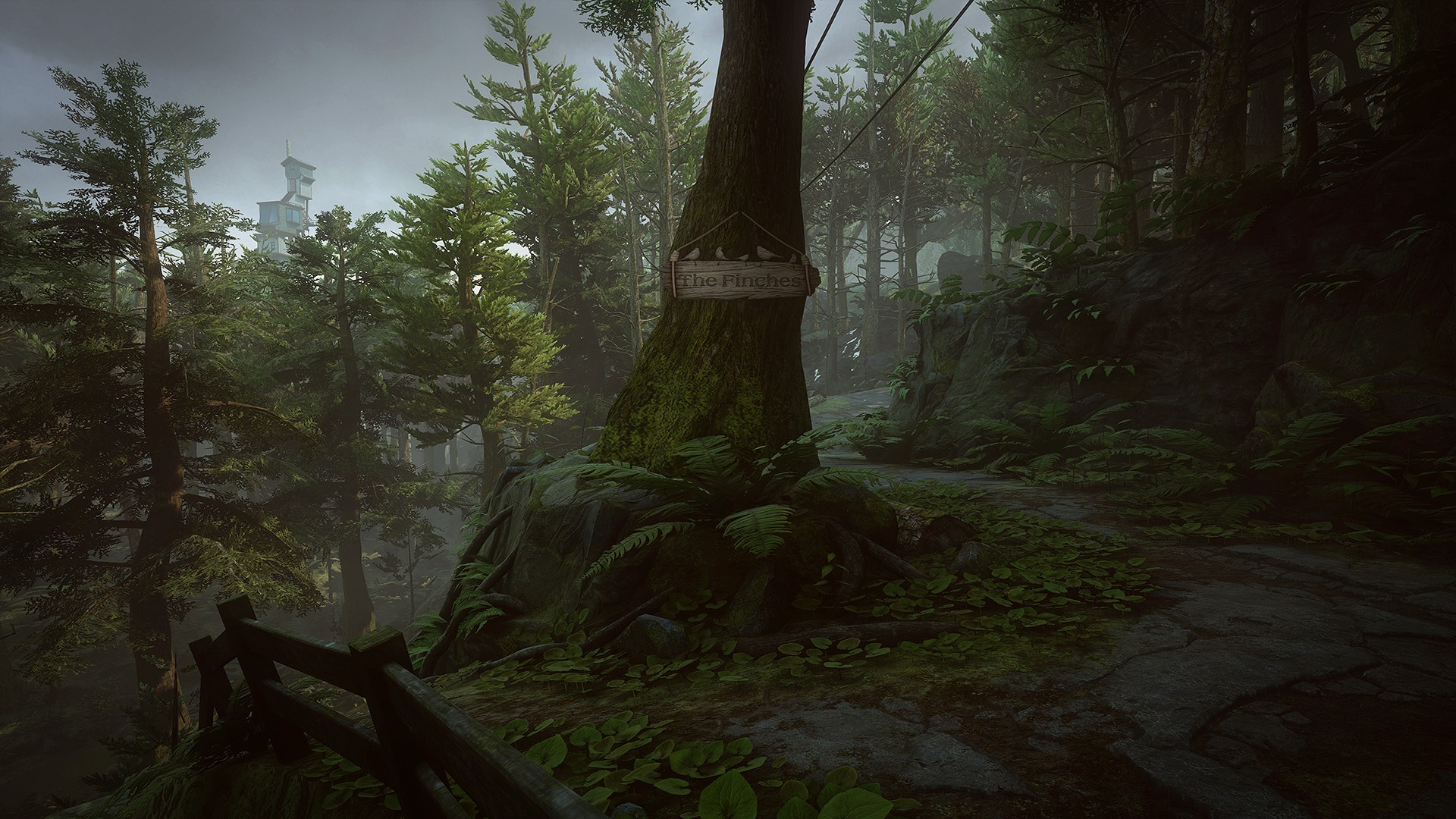 What Remains of Edith Finch Steam Gift GLOBAL - 4
