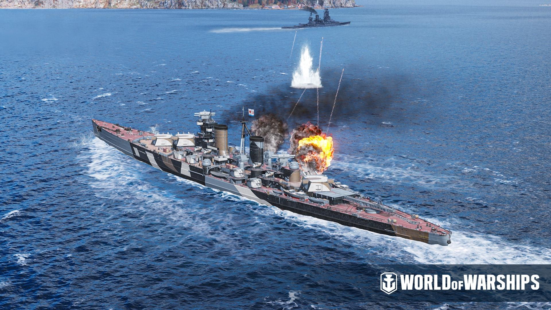 World of Warships: British Destroyers package (DLC) - Wargaming Key - GLOBAL - 3