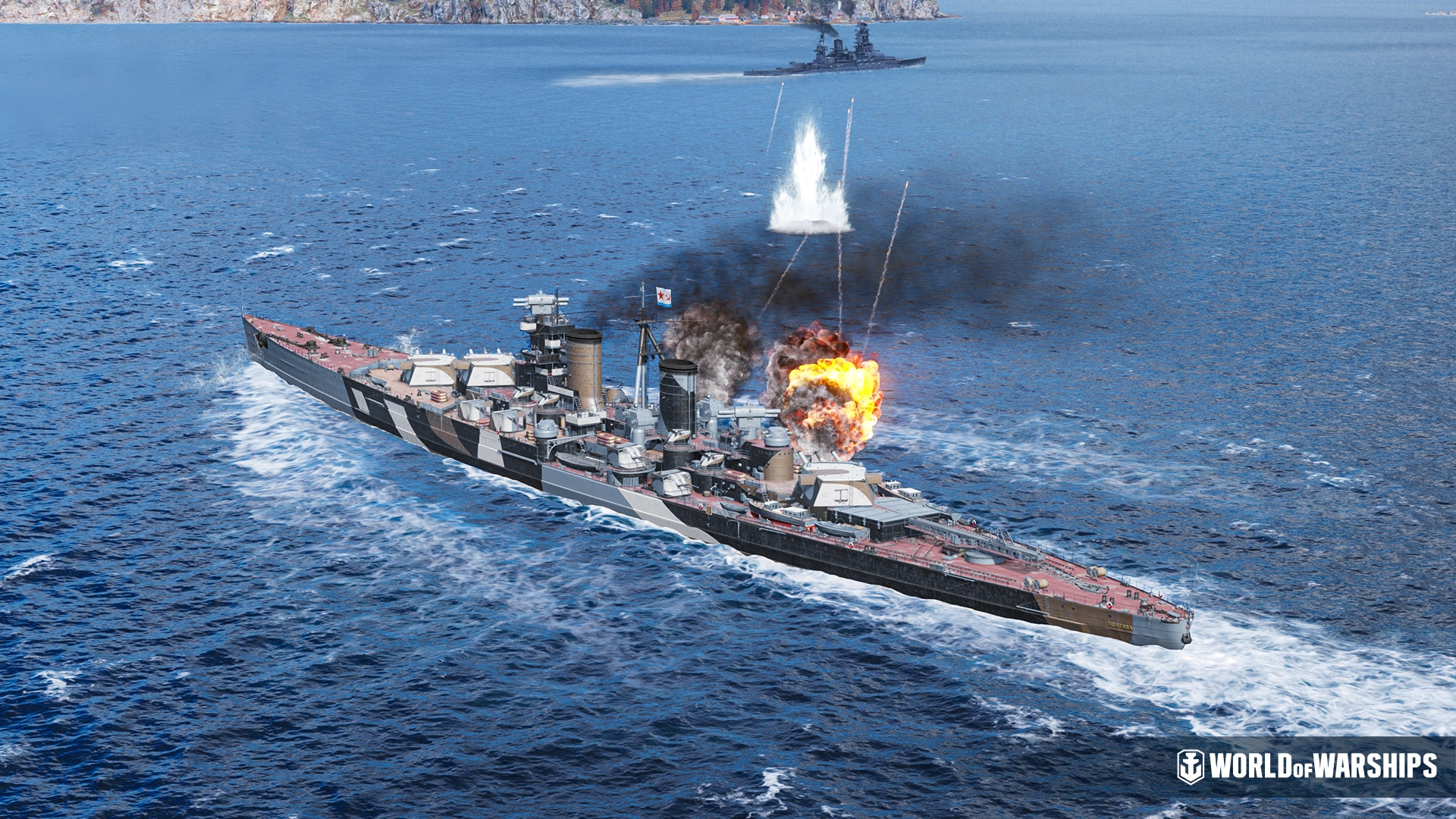 World of Warships: Gifts package (DLC) - Wargaming Key - GLOBAL - 2