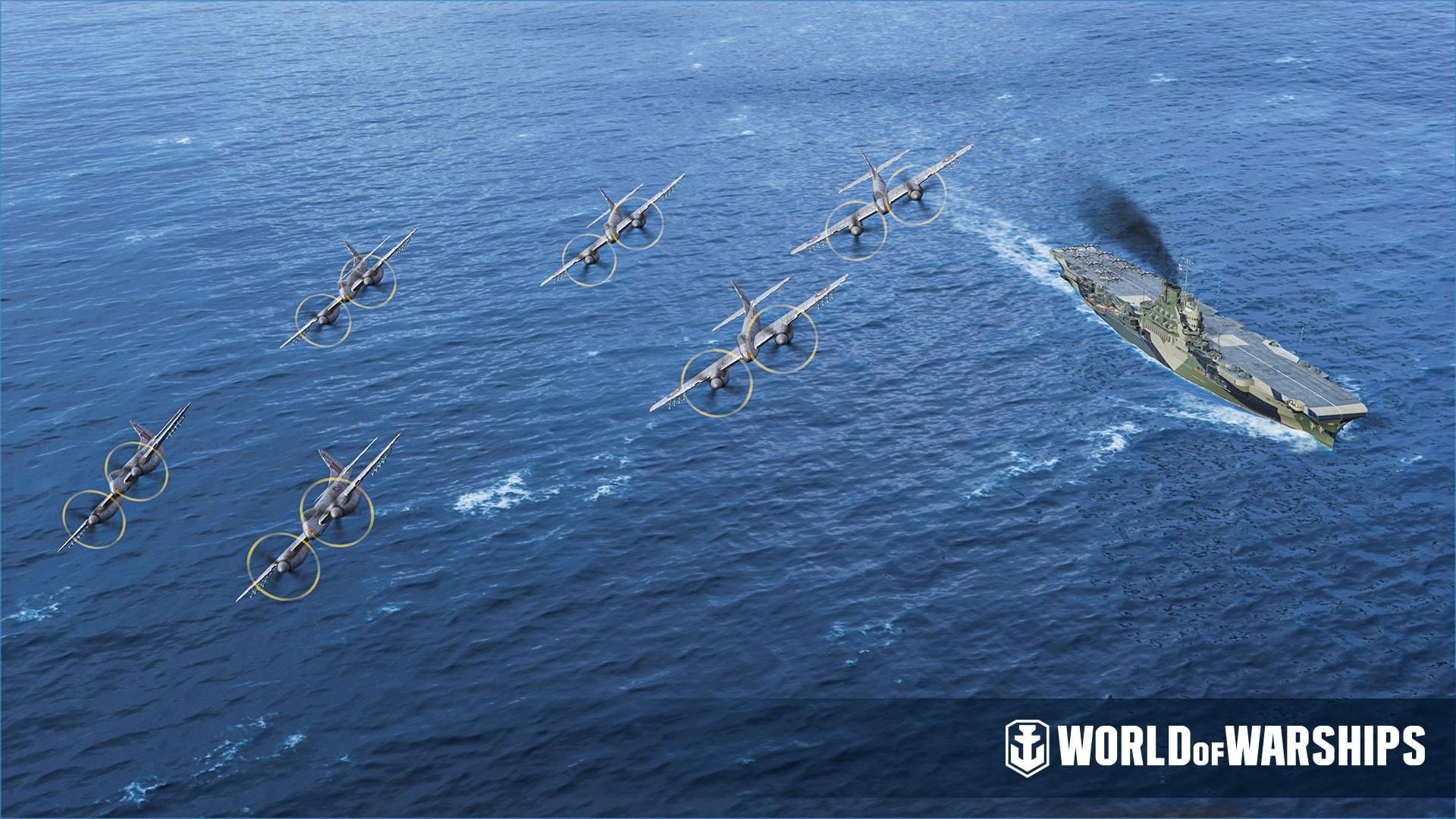 World of Warships Starter pack (DLC) - Wargaming Key - GLOBAL - 4