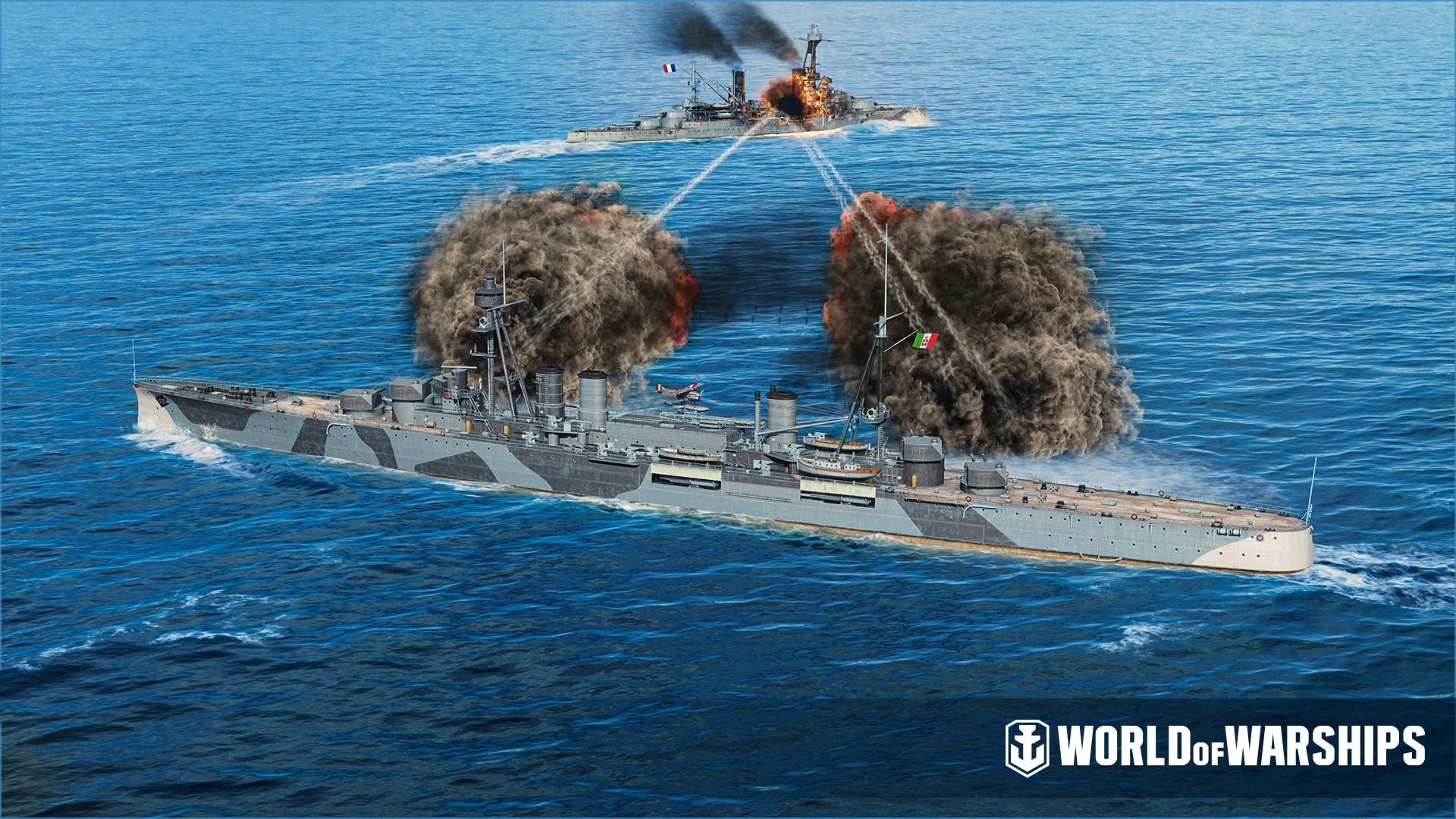 World of Warships Starter pack (DLC) - Wargaming Key - GLOBAL - 2
