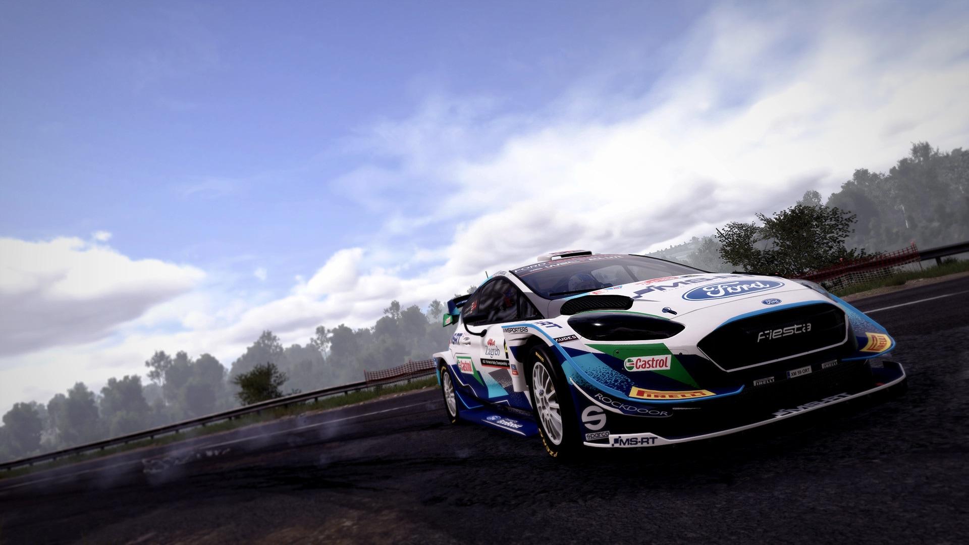 WRC 10 FIA World Rally Championship (PC) - Steam Key - GLOBAL - 3