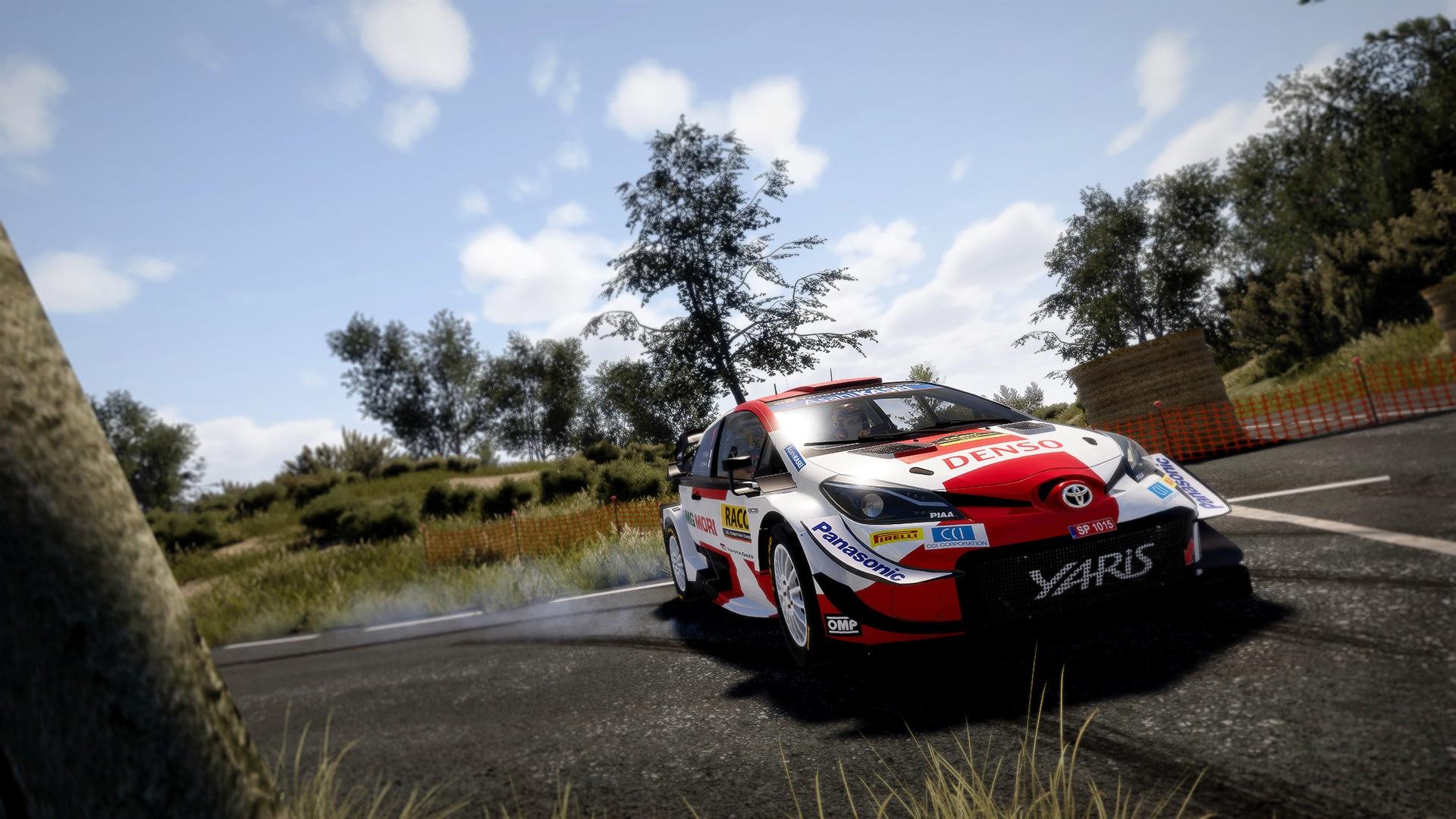 WRC 10 FIA World Rally Championship (PC) - Steam Key - GLOBAL - 2
