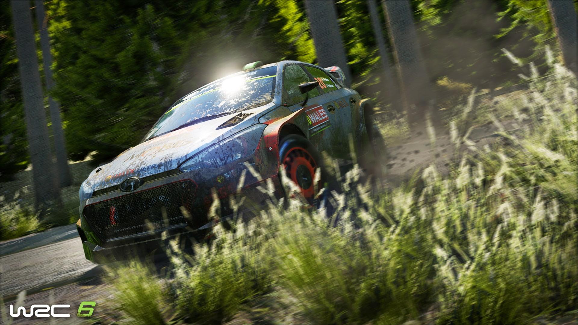 WRC 6 FIA World Rally Championship Steam Key GLOBAL - 4