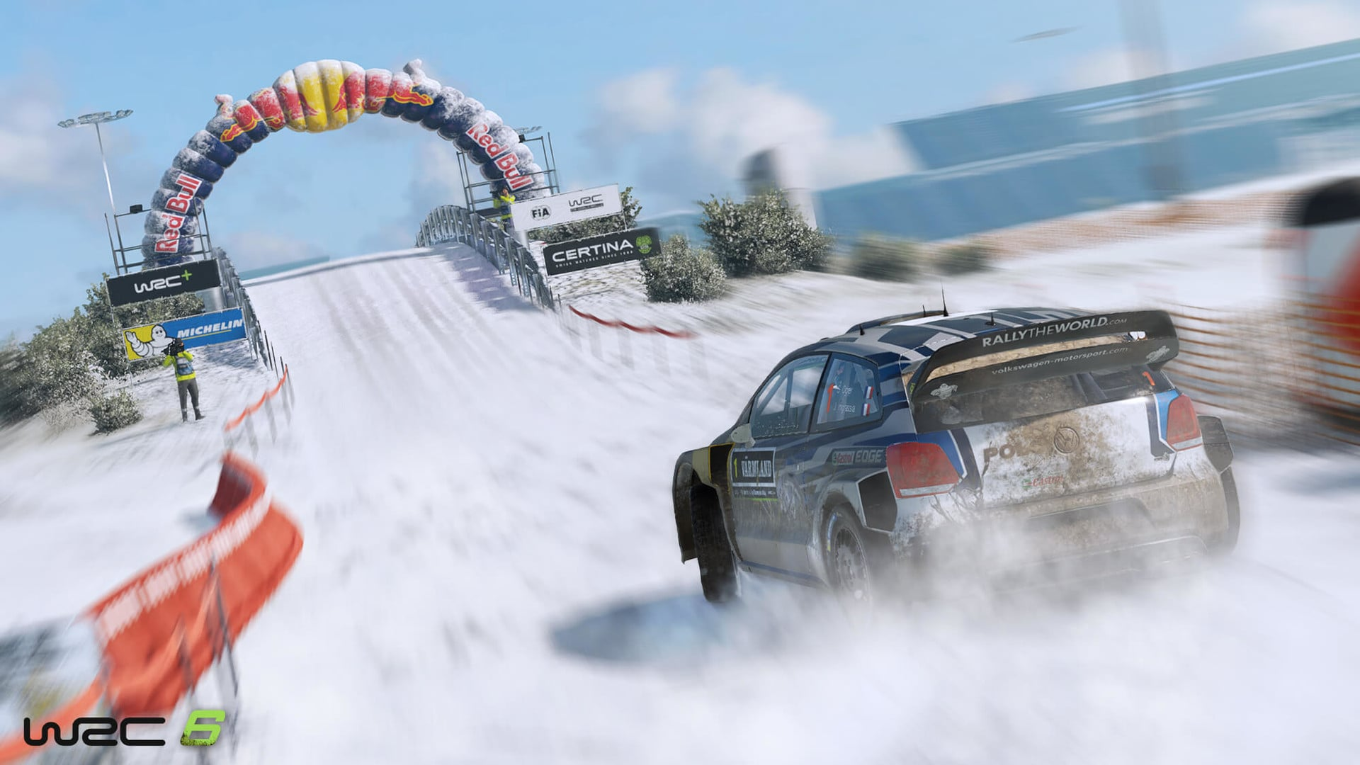 WRC 6 FIA World Rally Championship Steam Key GLOBAL - 3
