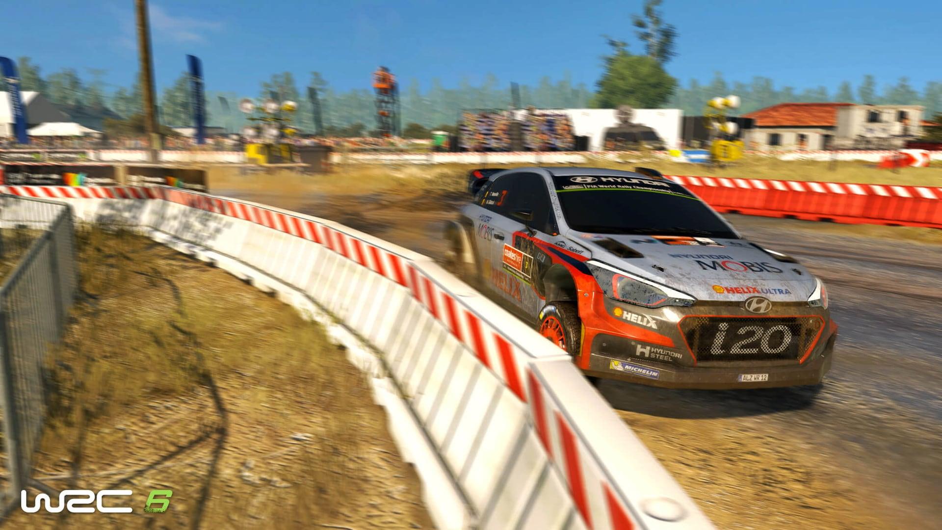 WRC 6 FIA World Rally Championship Steam Key GLOBAL - 2