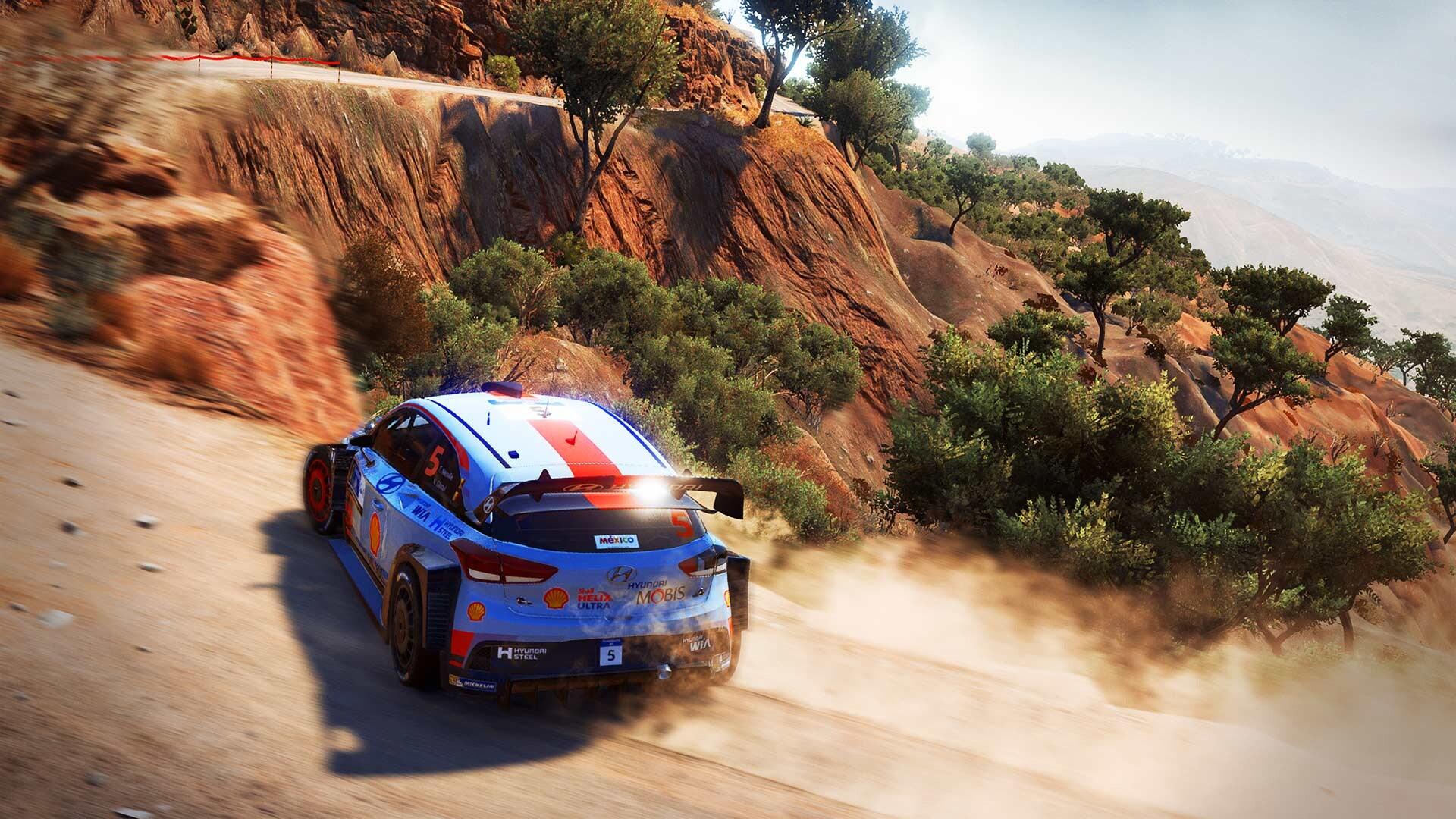 WRC 7 (PC) - Steam Key - GLOBAL - 4