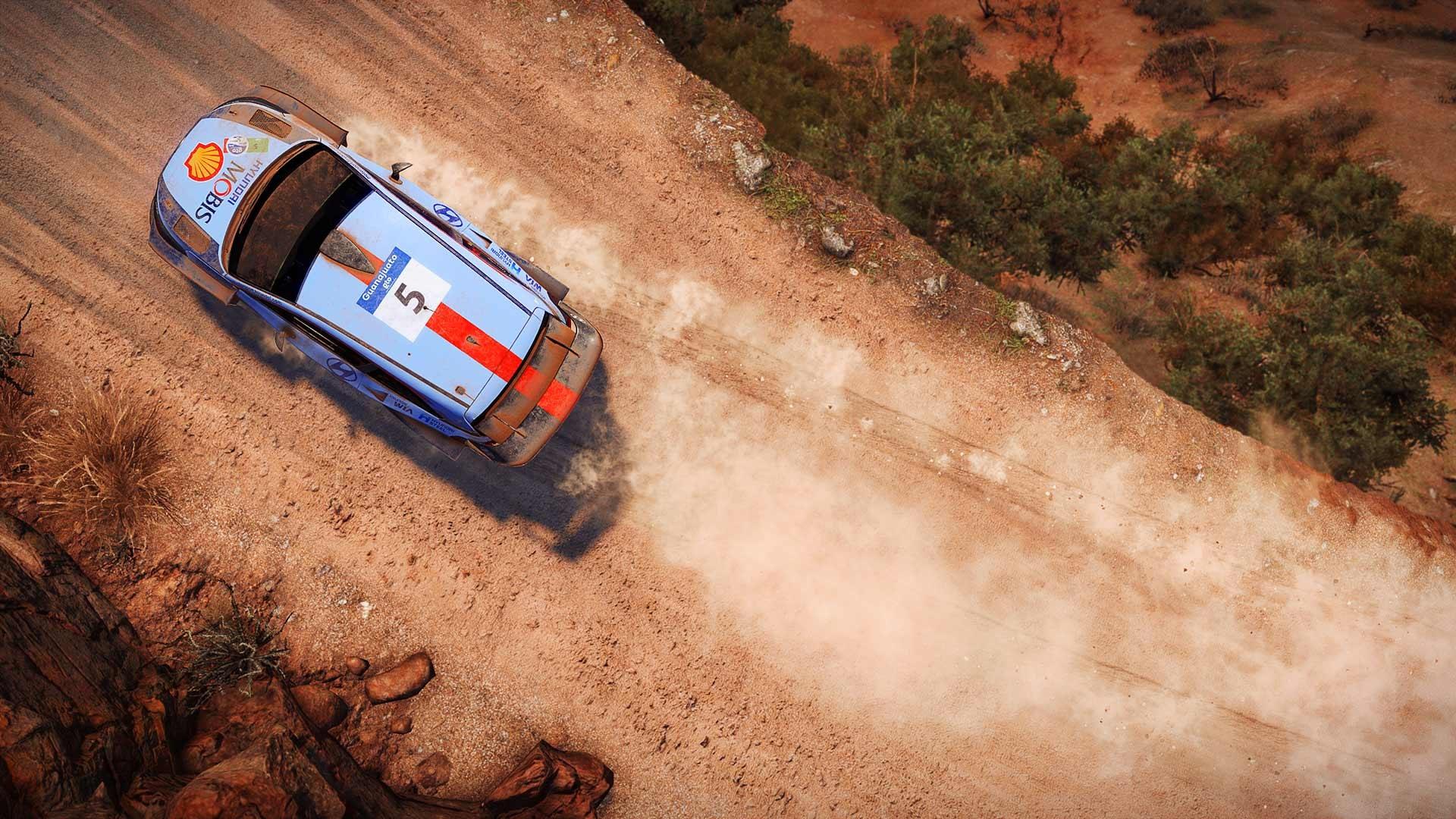 WRC 7 (PC) - Steam Key - GLOBAL - 3
