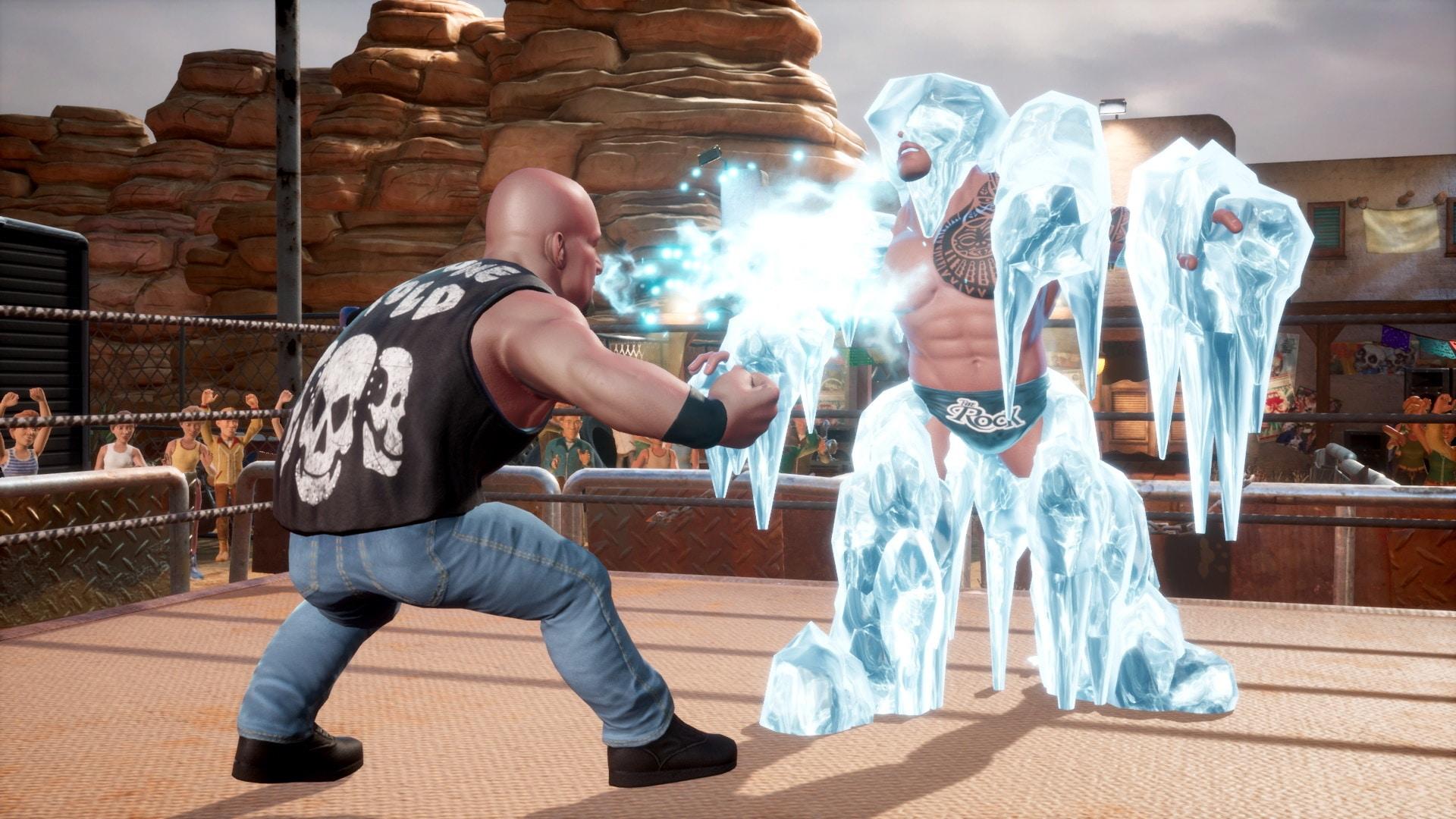 WWE 2K Battlegrounds (PC) - Steam Key - GLOBAL - 4