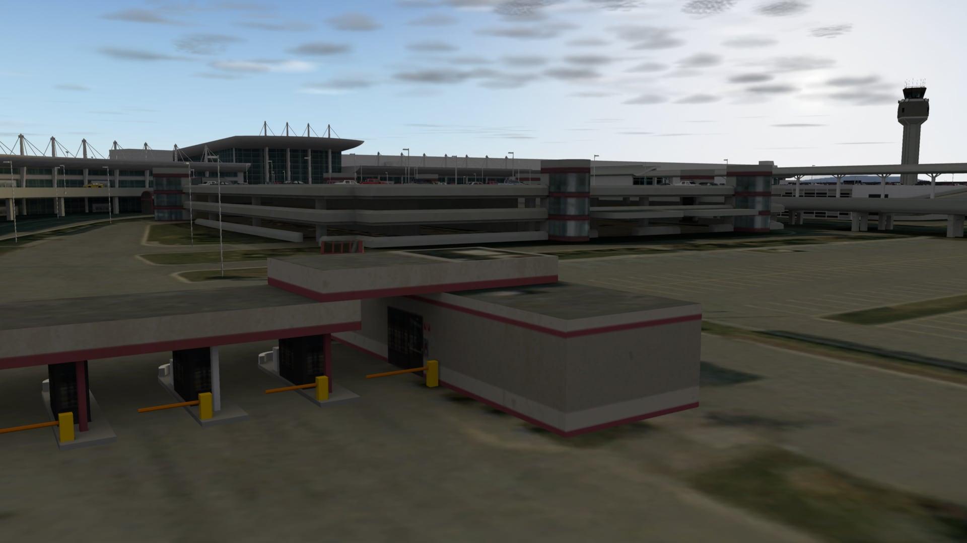 X-Plane 10 Global - 64 Bit - Airport Anchorage Steam Key GLOBAL - 4