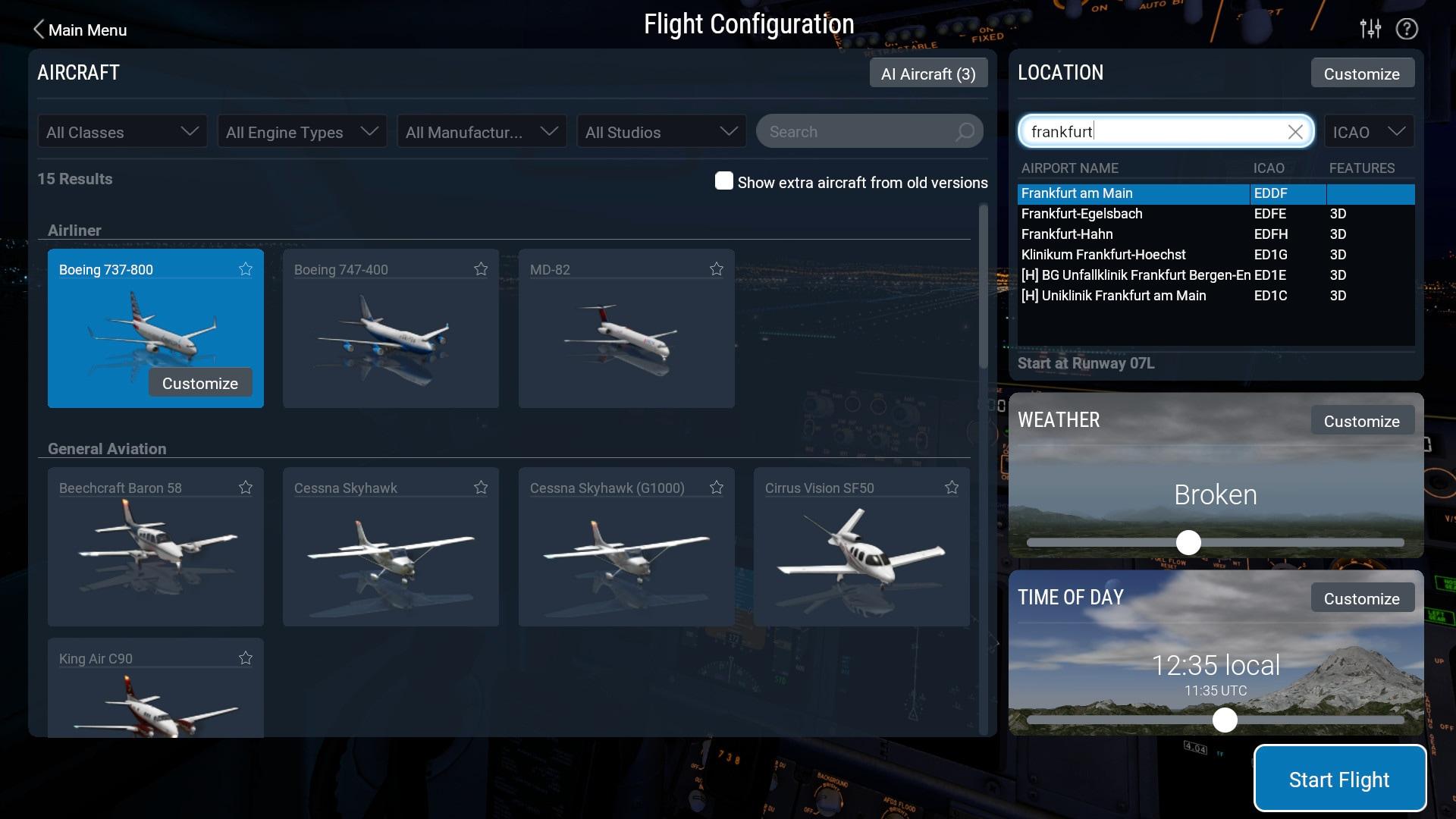 X-Plane 11 Steam Key GLOBAL - 4