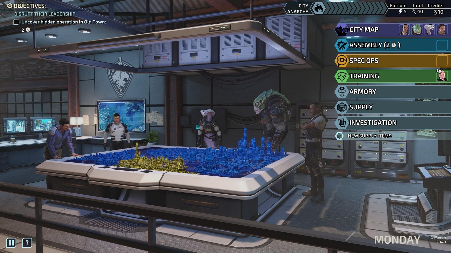 XCOM: Chimera Squad (PC) - Steam Gift - GLOBAL - 3