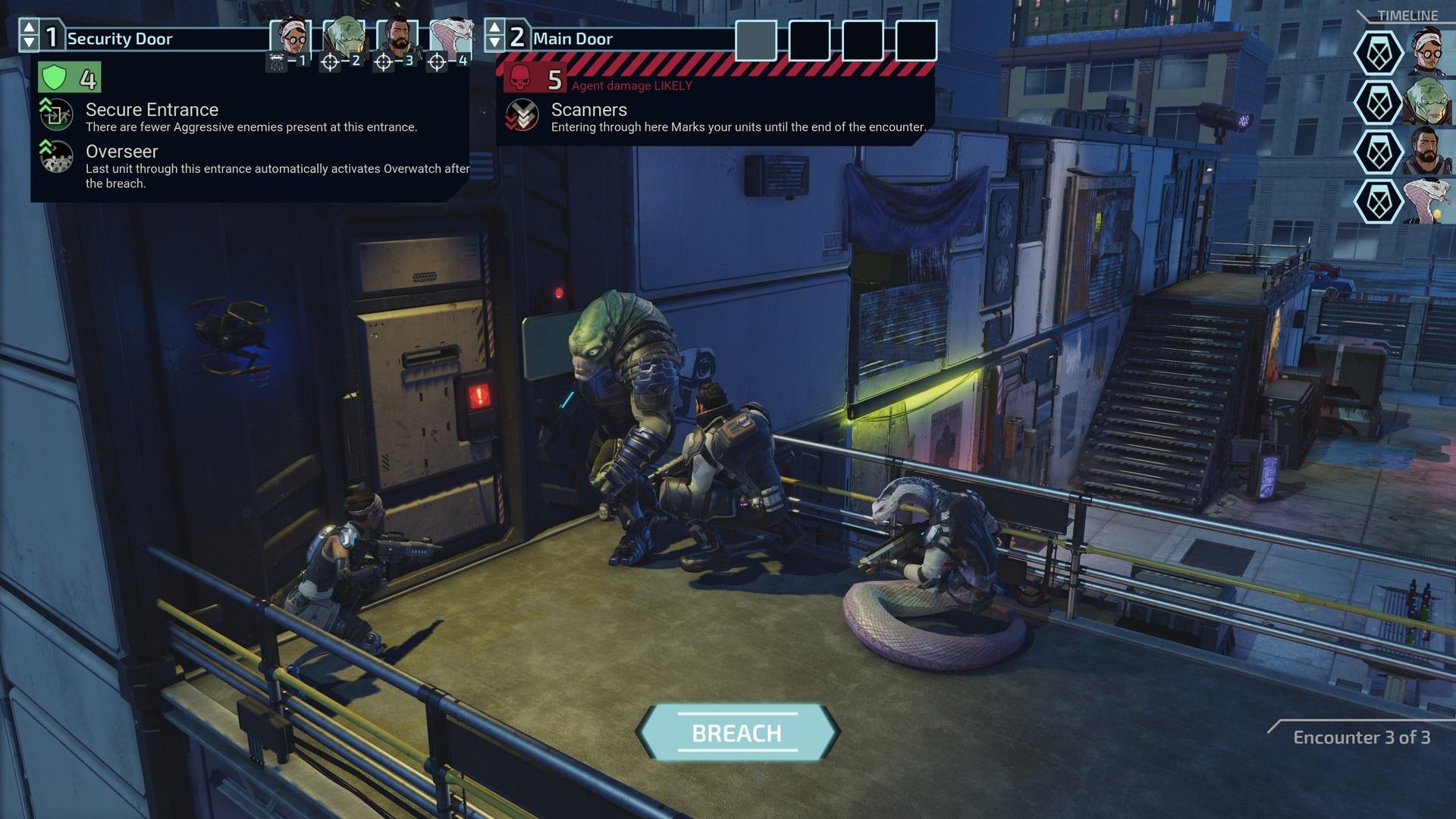 XCOM: Chimera Squad (PC) - Steam Gift - GLOBAL - 2