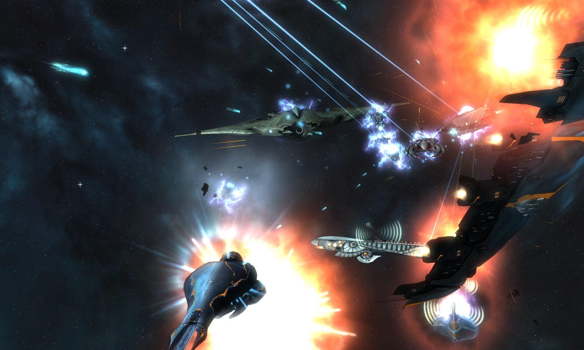 Sins of a Solar Empire: Rebellion Ultimate Edition Steam Key GLOBAL - 4