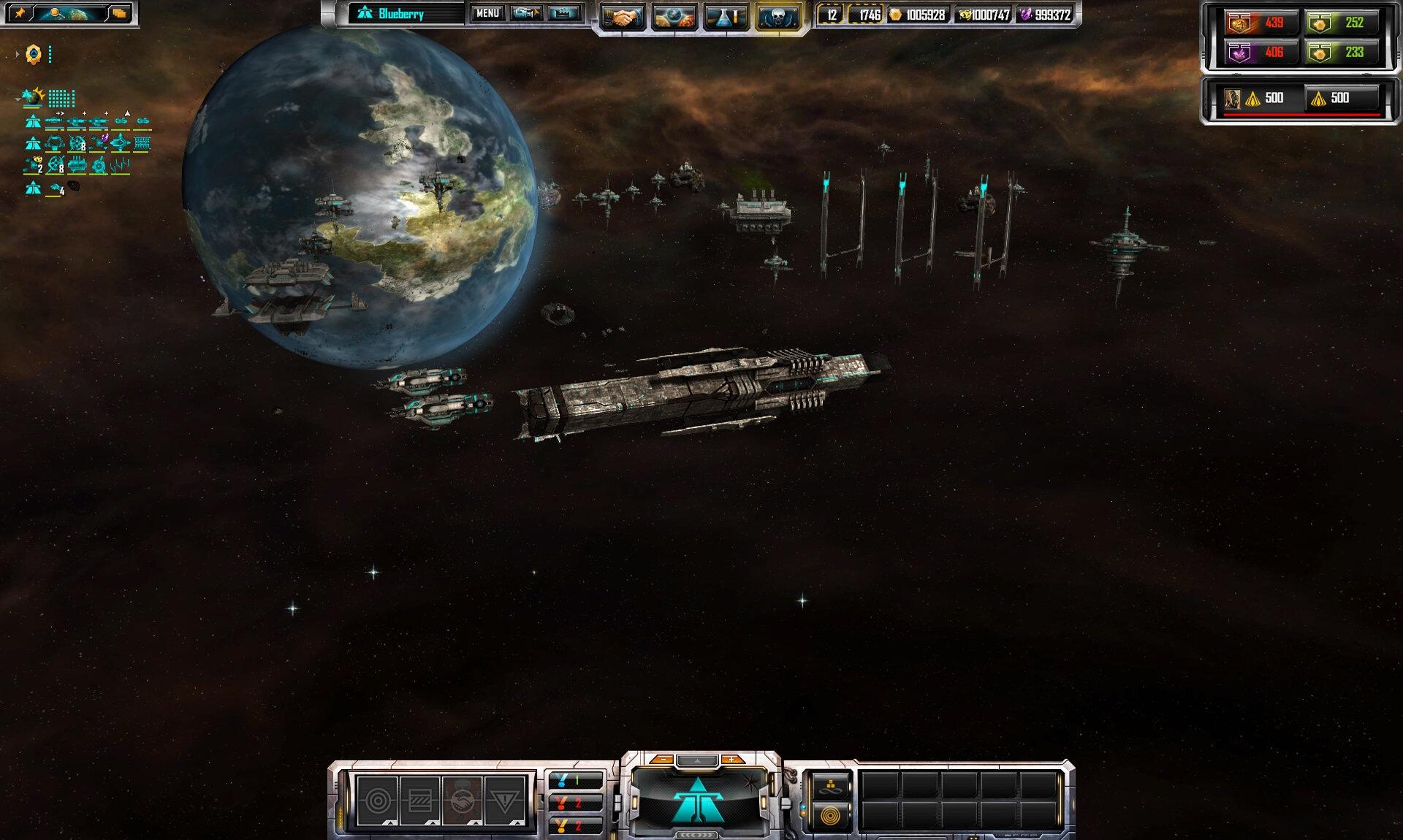 Sins of a Solar Empire: Rebellion Ultimate Edition Steam Key GLOBAL - 3