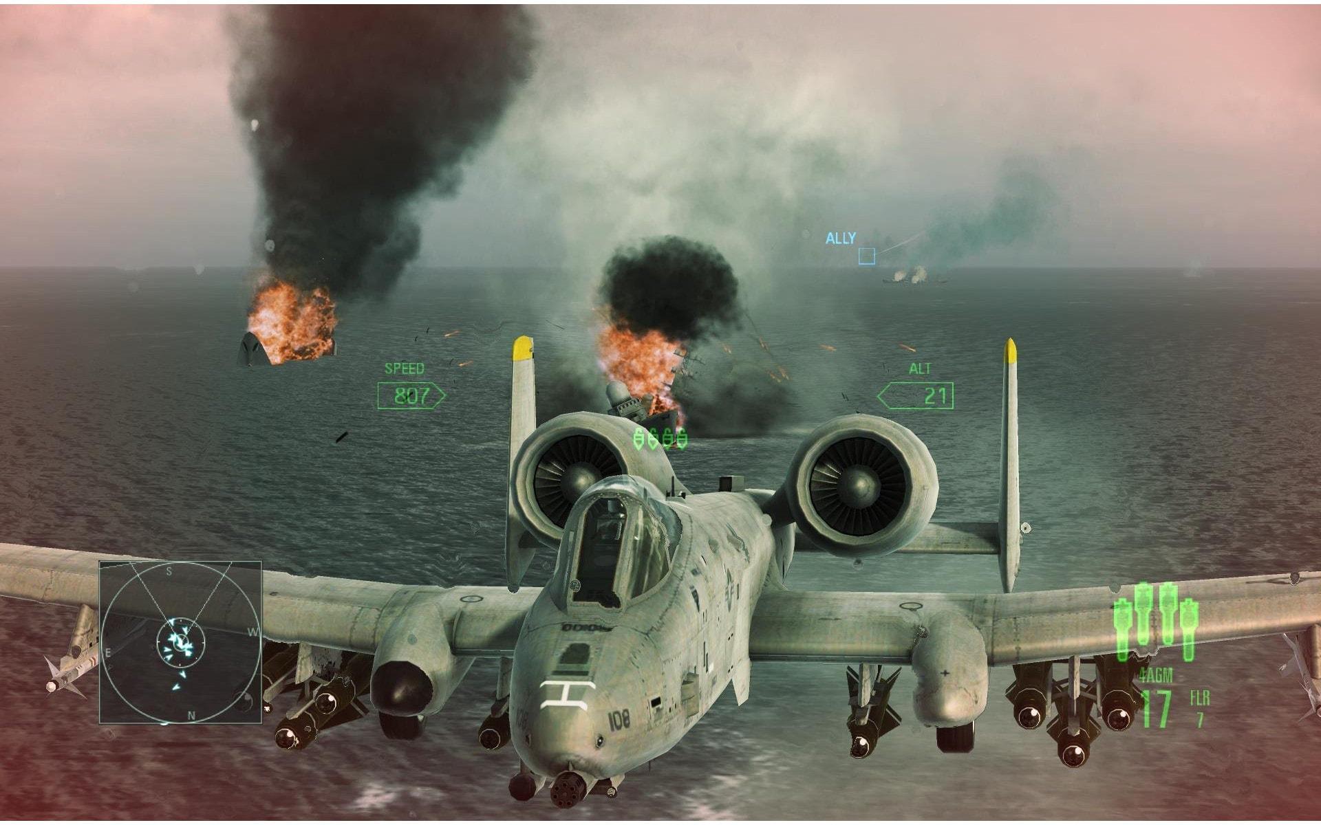 Ace Combat: Assault Horizon Enhanced Edition Steam Key GLOBAL - 4
