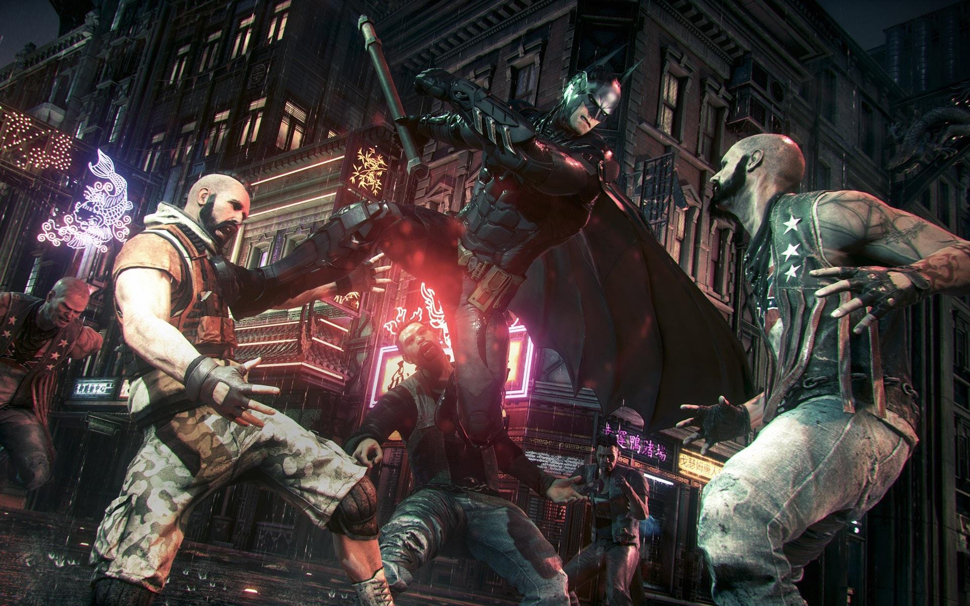 Batman: Arkham Knight | Premium Edition PS4 PSN Key NORTH AMERICA - 2