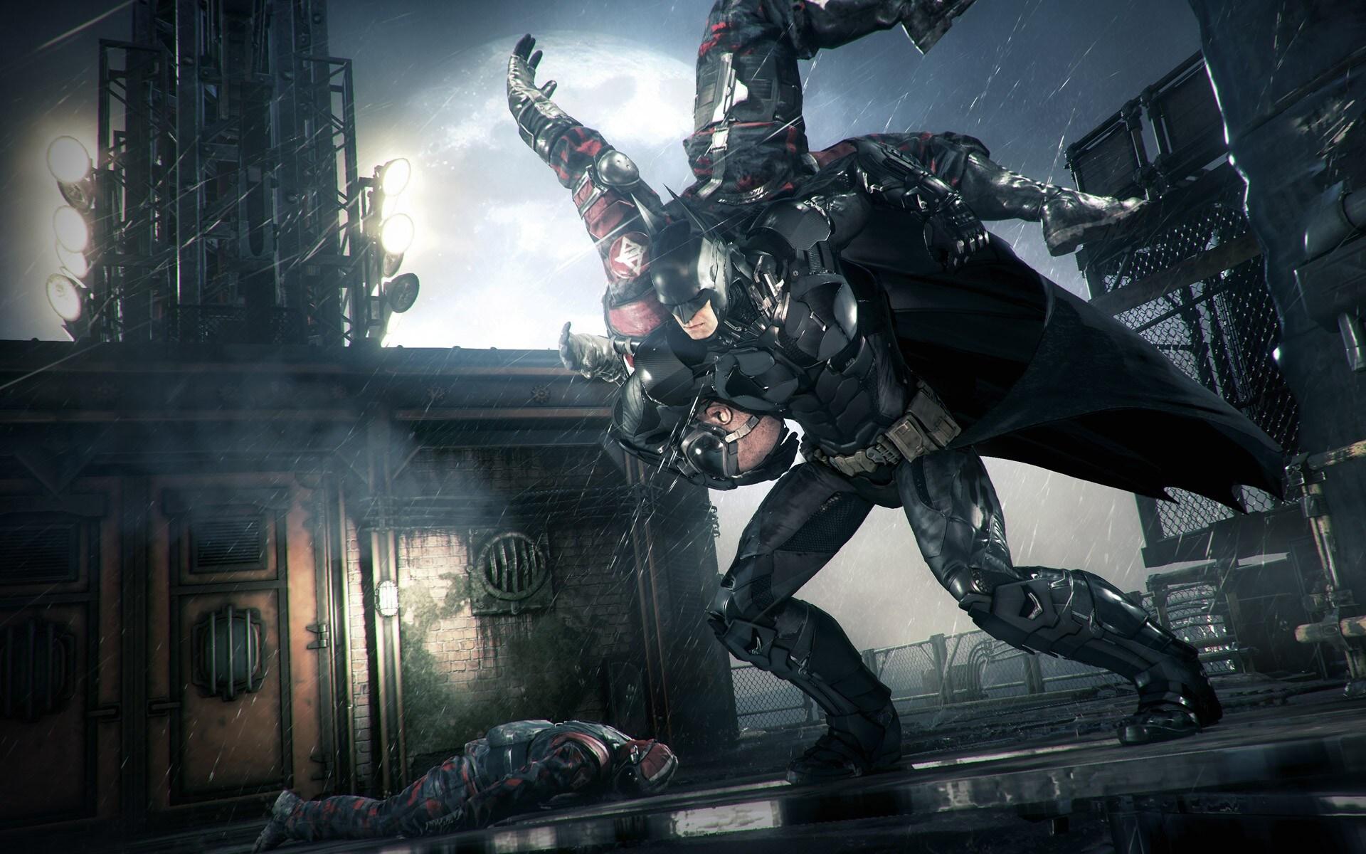 Batman: Arkham Knight (PS4) - PSN Key - UNITED STATES - 3
