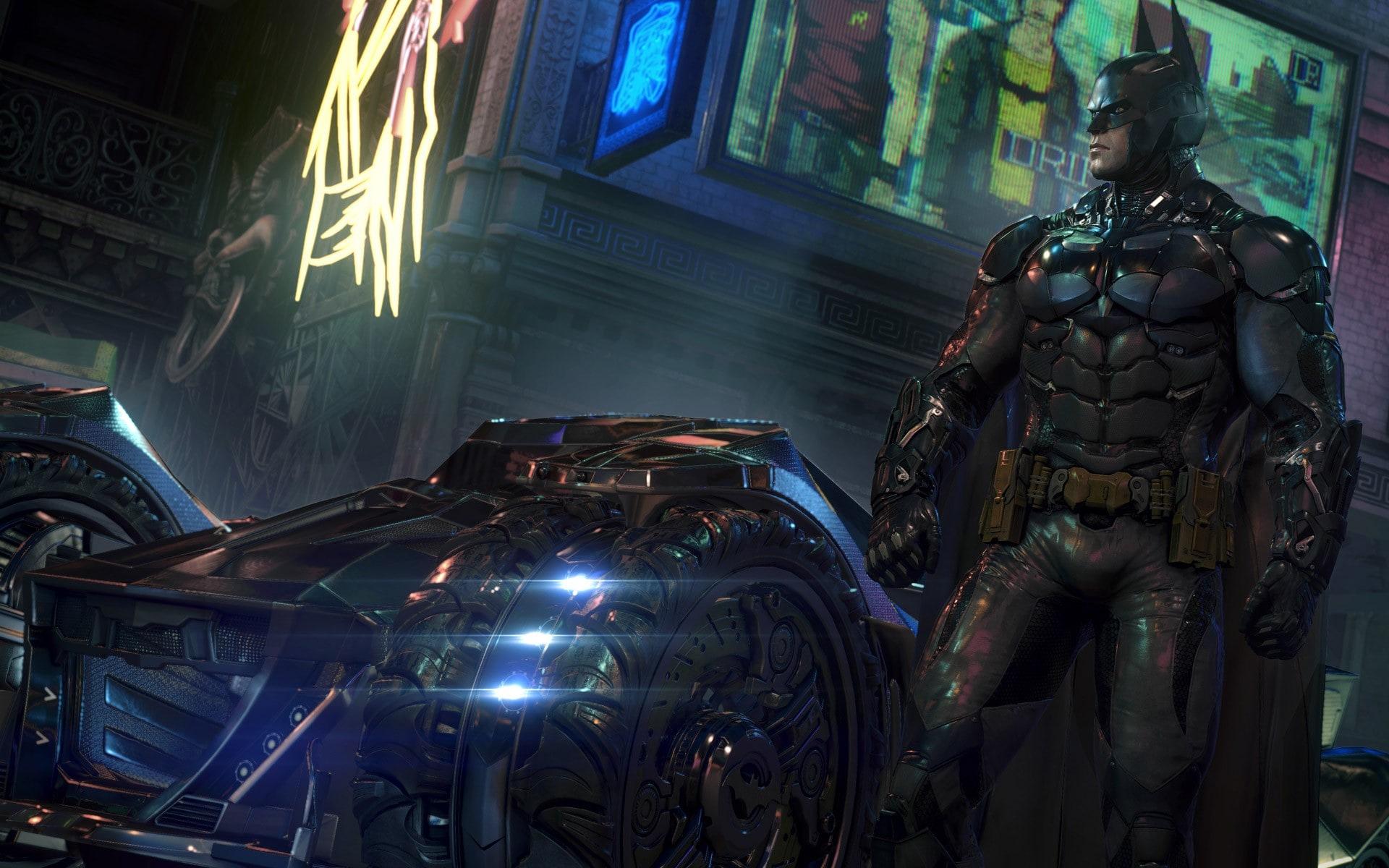 Batman: Arkham Knight Steam Key RU/CIS - 3