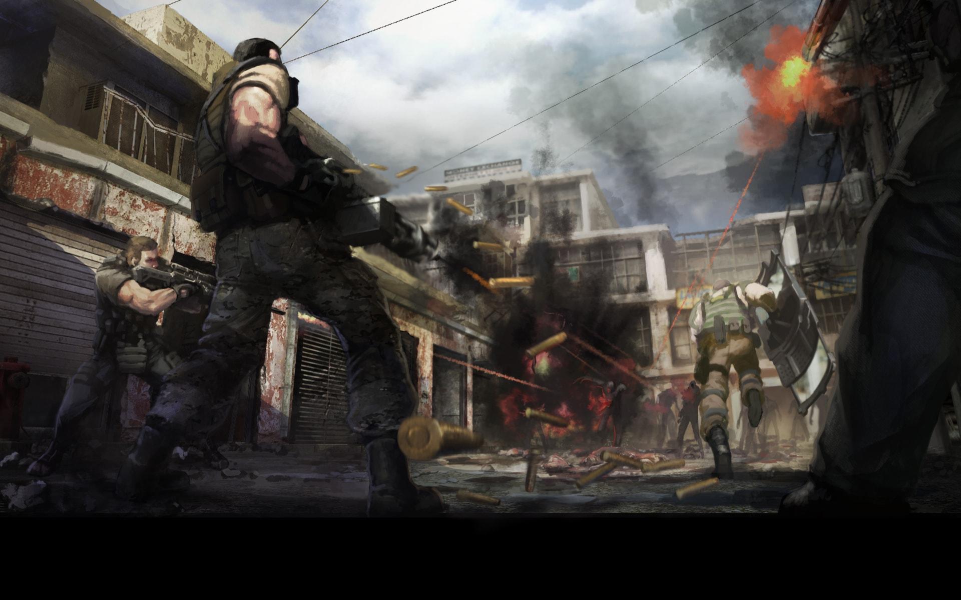 Hounds : The Last Hope Steam Key GLOBAL - 2