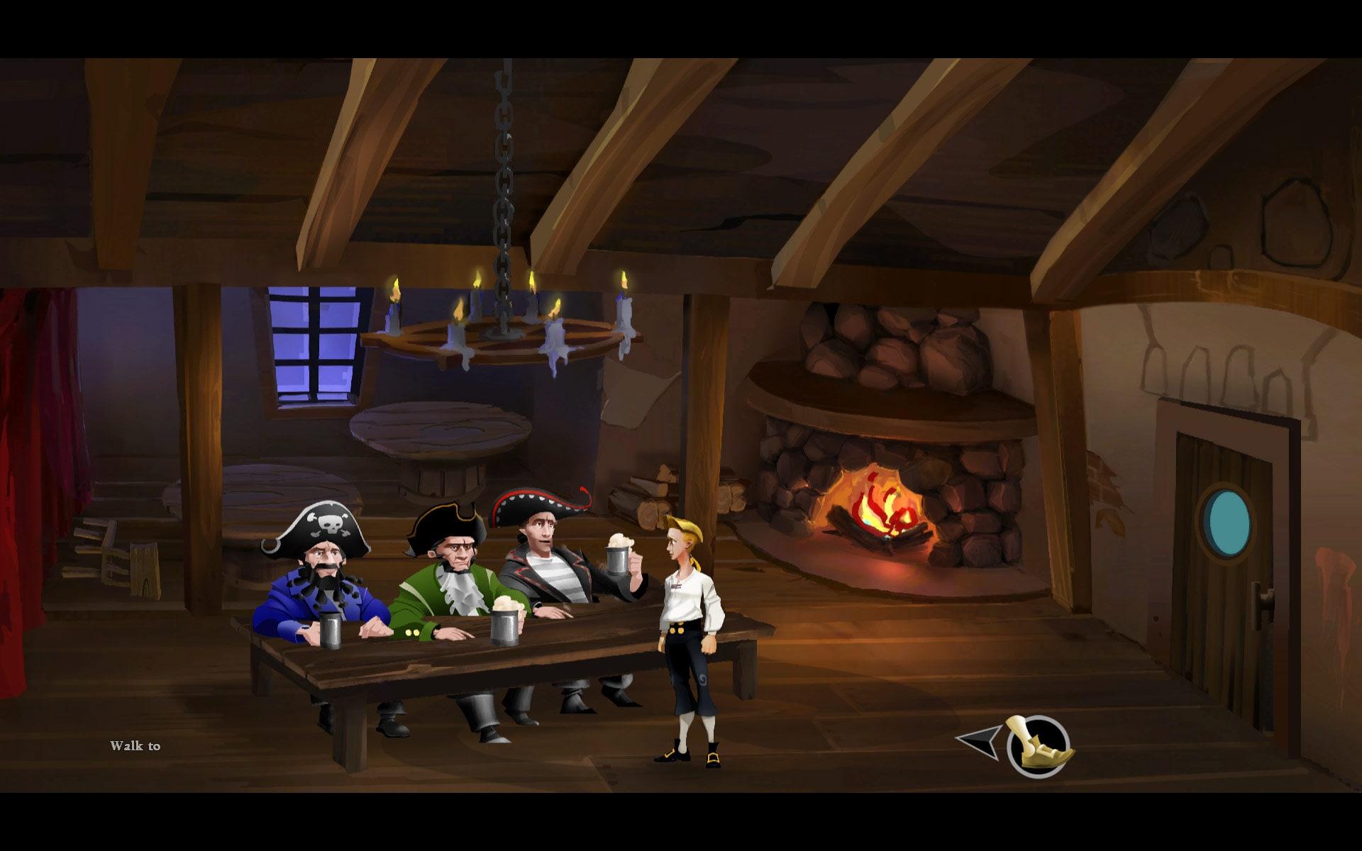 The Secret of Monkey Island: Special Edition Steam Key GLOBAL - 3