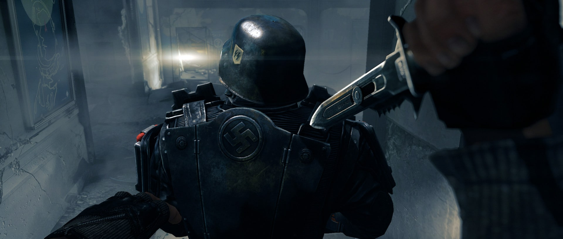 Wolfenstein: The New Order Steam Key GERMANY - 3