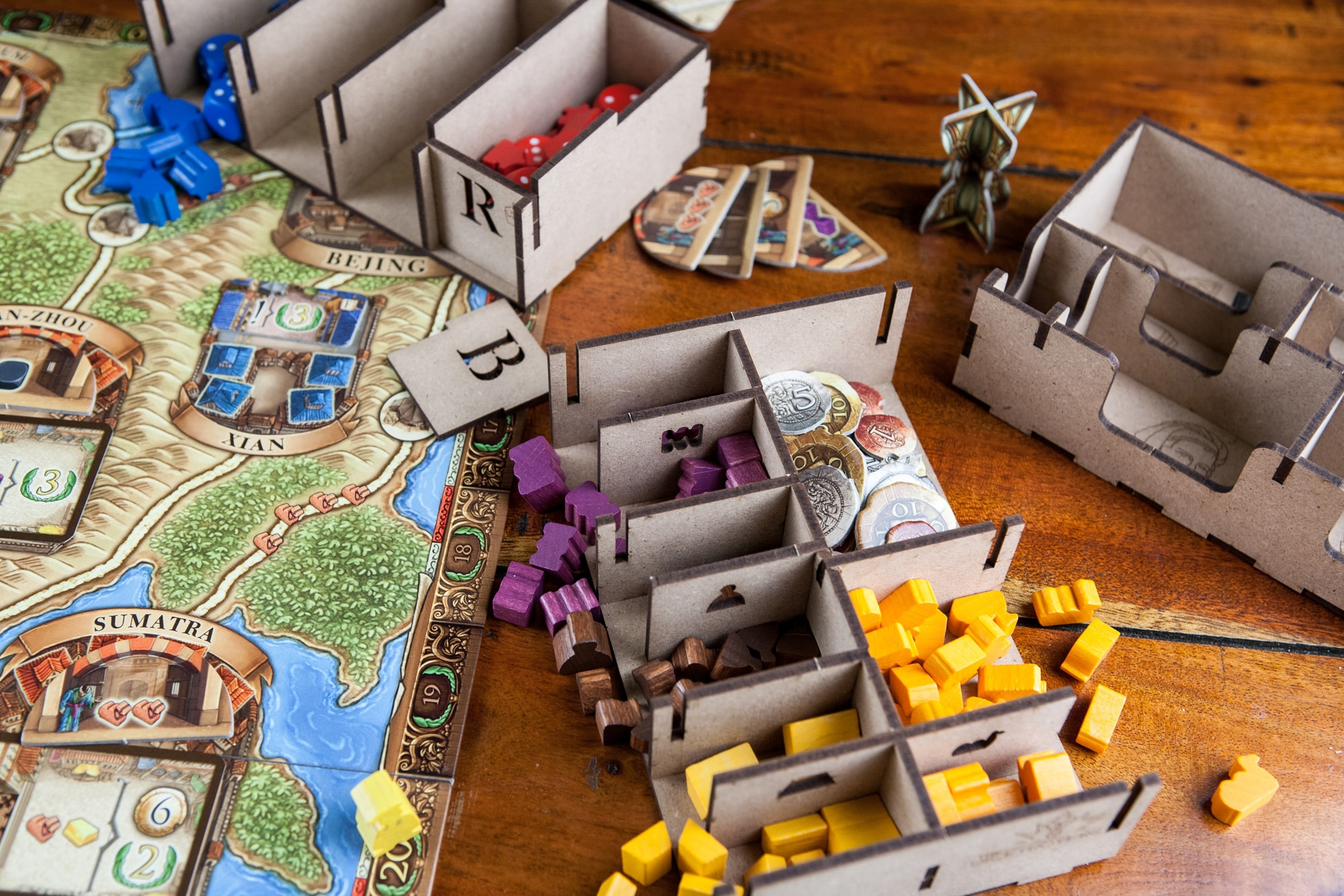 The Voyages of Marco Polo Organizer Insert - 10