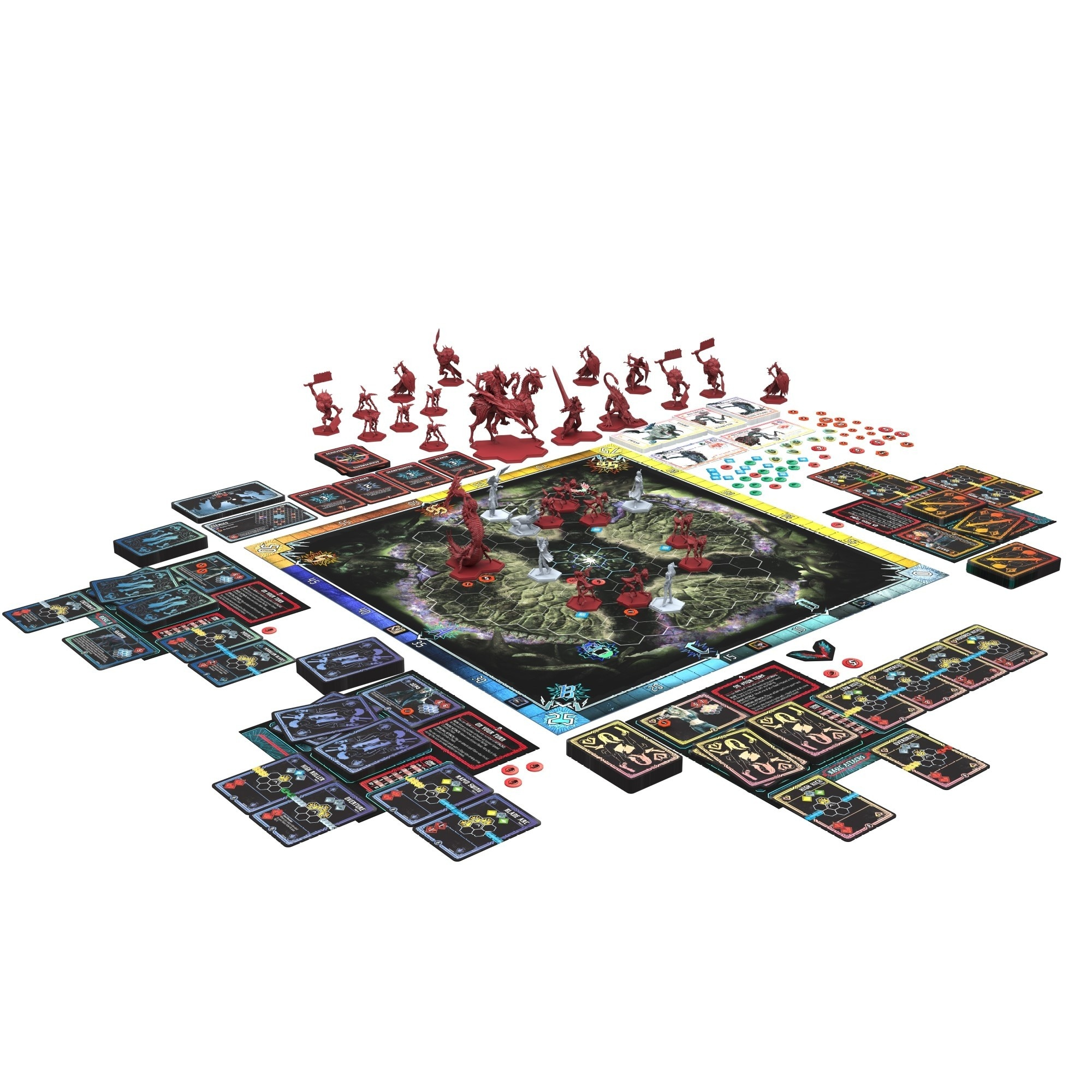 Devil May Cry: The Bloody Palace Board Game - 2